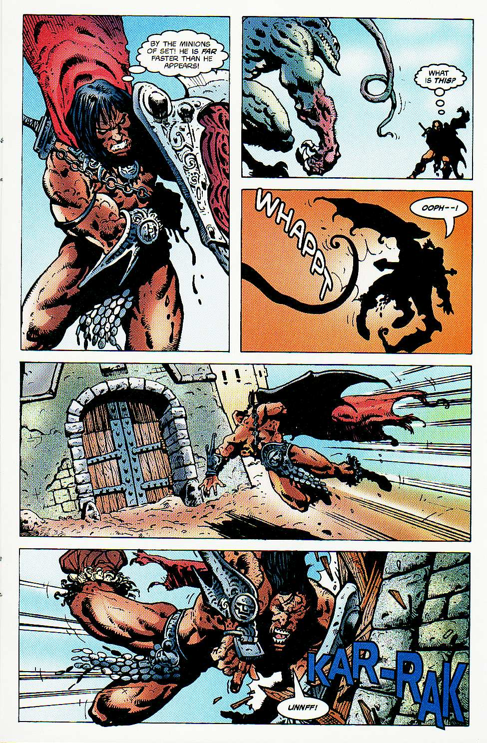 Read online Conan: Return of Styrm comic -  Issue #3 - 12