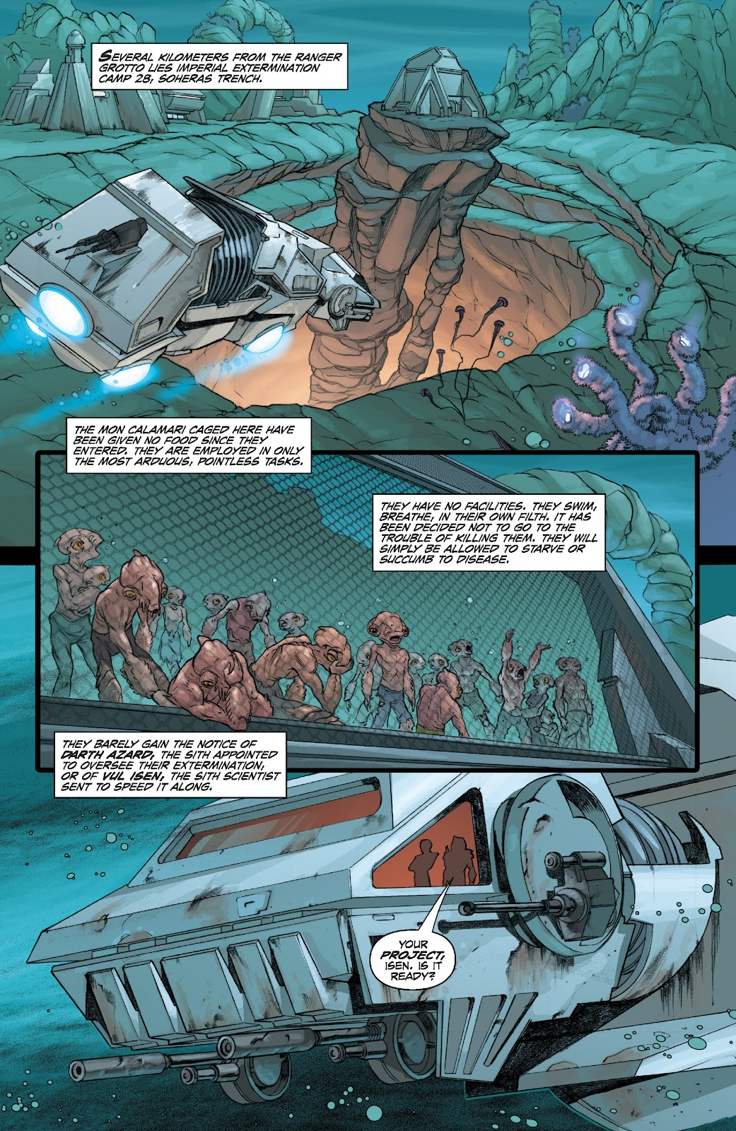 Read online Star Wars Legends: Legacy - Epic Collection comic -  Issue # TPB 2 (Part 4) - 10