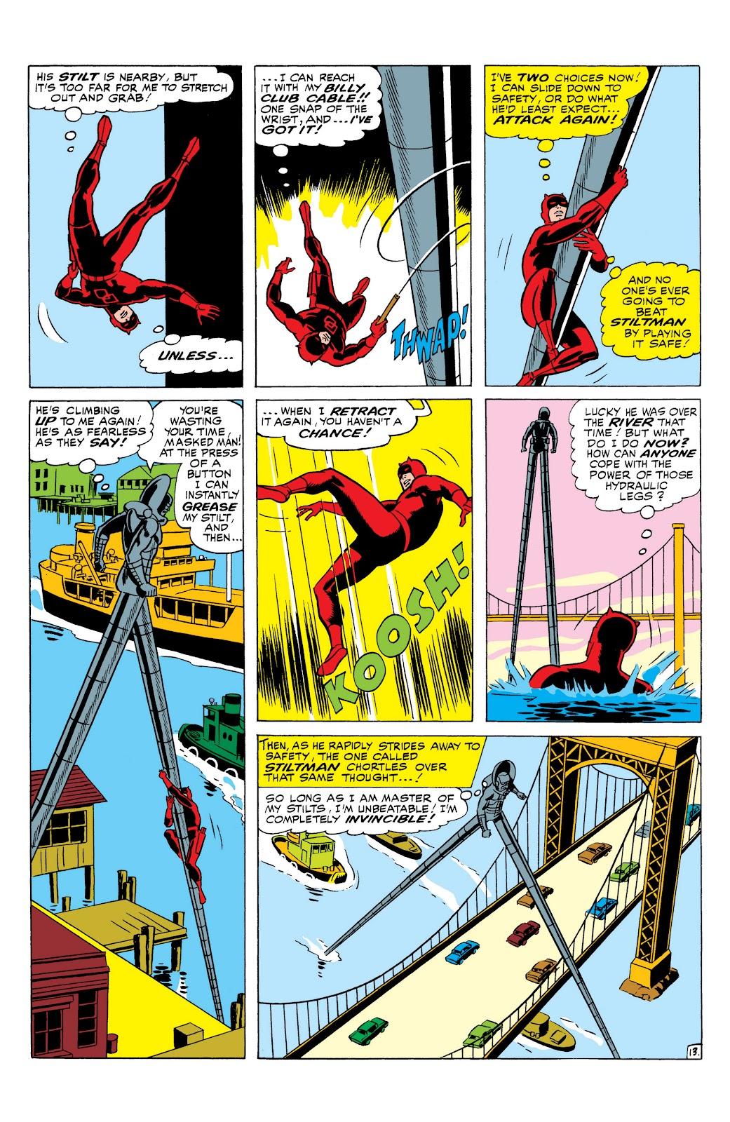 Read online Marvel Masterworks: Daredevil comic - Issue # TPB 1 (Part 2) - 77