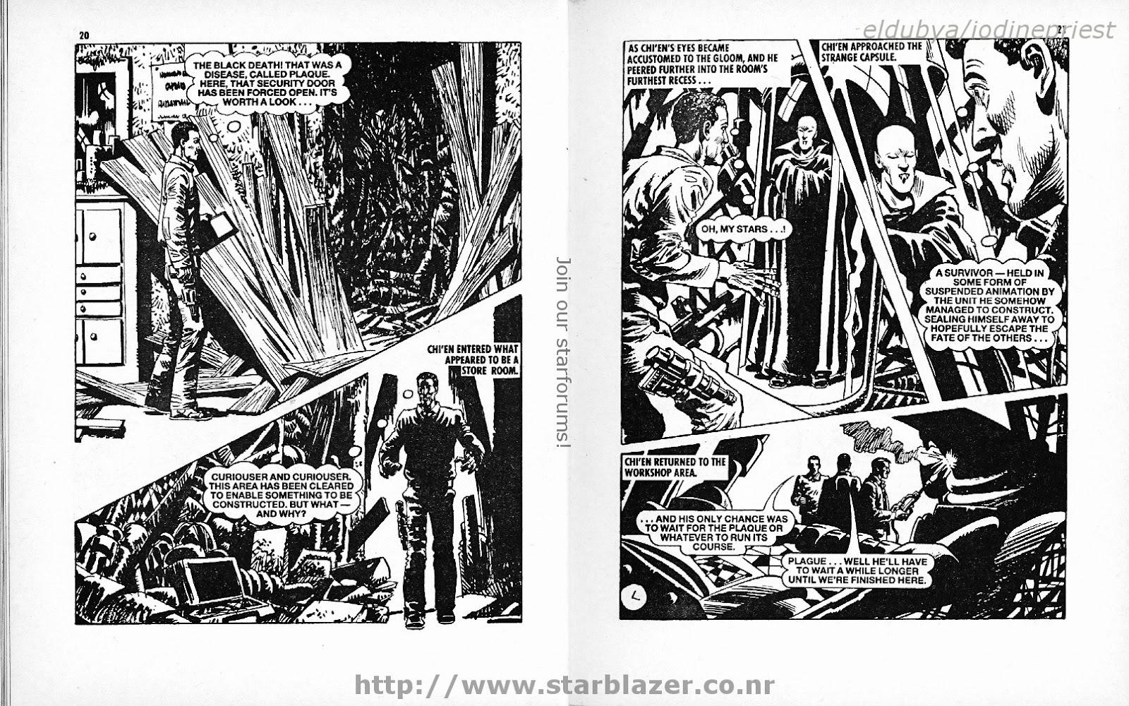 Starblazer issue 208 - Page 12