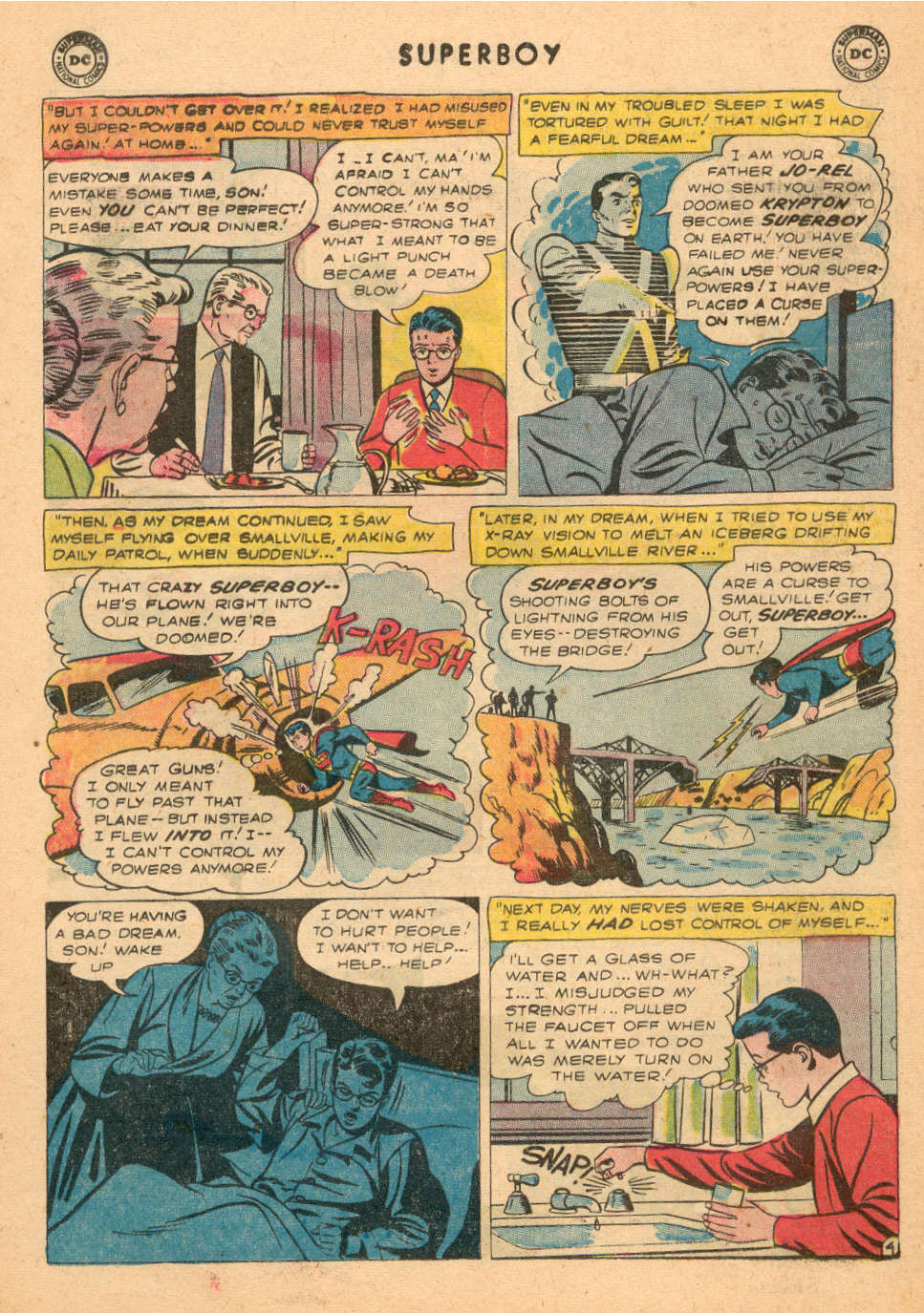 Superboy (1949) issue 72 - Page 15