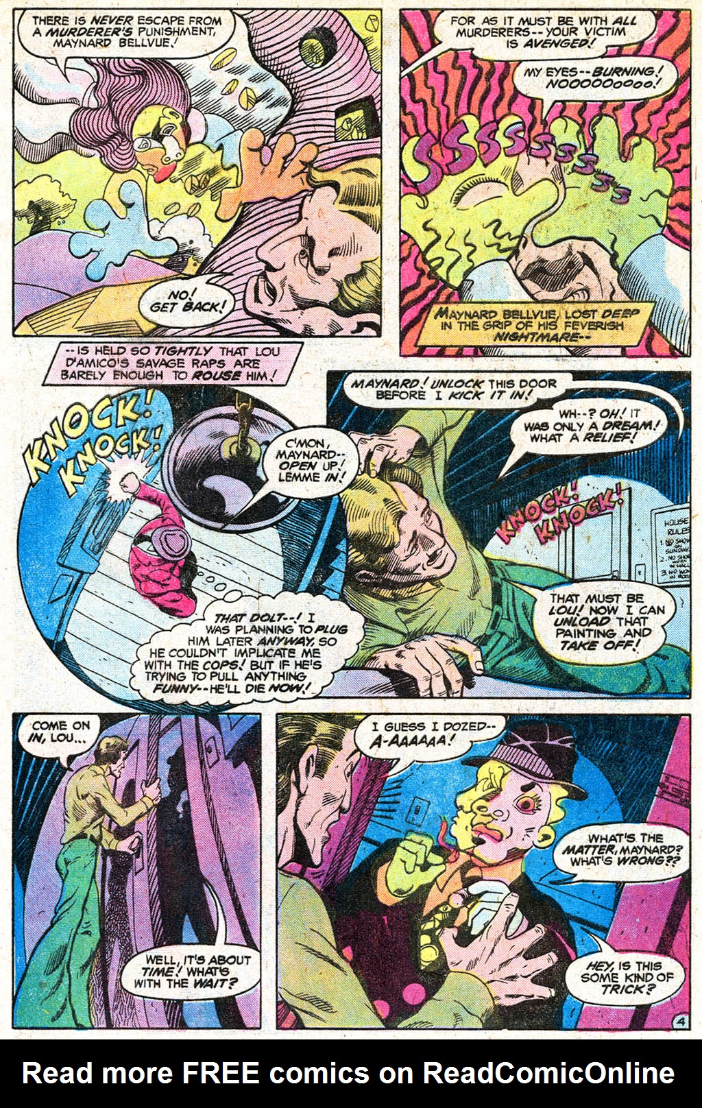 Read online Secrets of Haunted House comic -  Issue #11 - 9