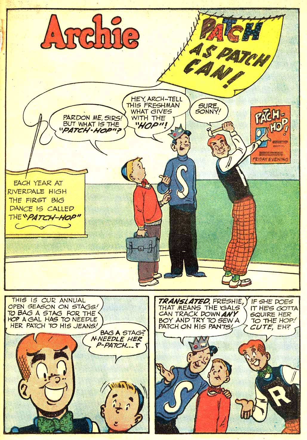 Read online Archie (1960) comic -  Issue #115 - 13