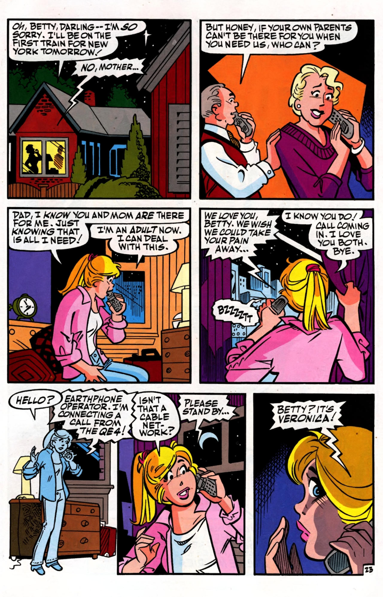 Read online Archie (1960) comic -  Issue #600 - 31