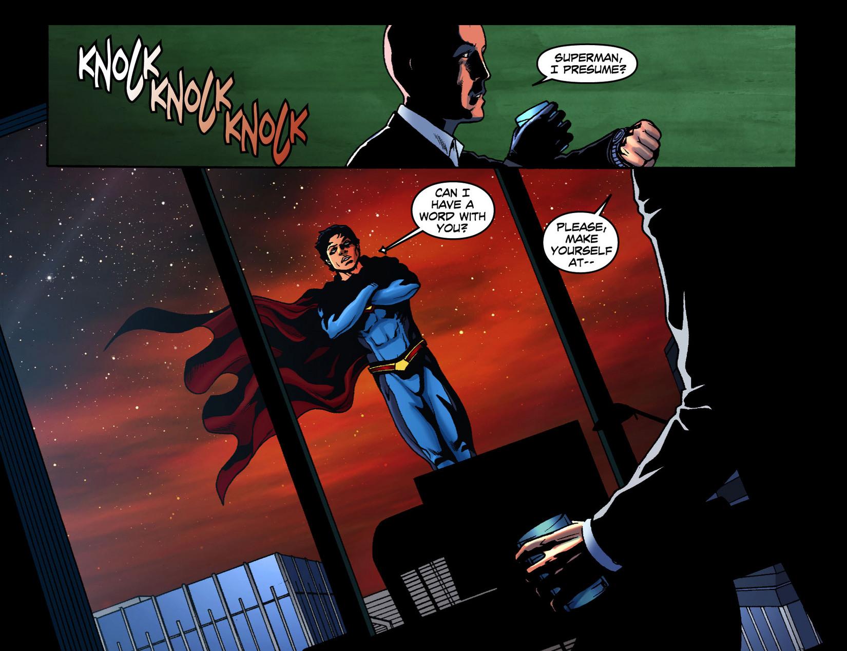 Read online Smallville: Season 11 comic -  Issue #7 - 17