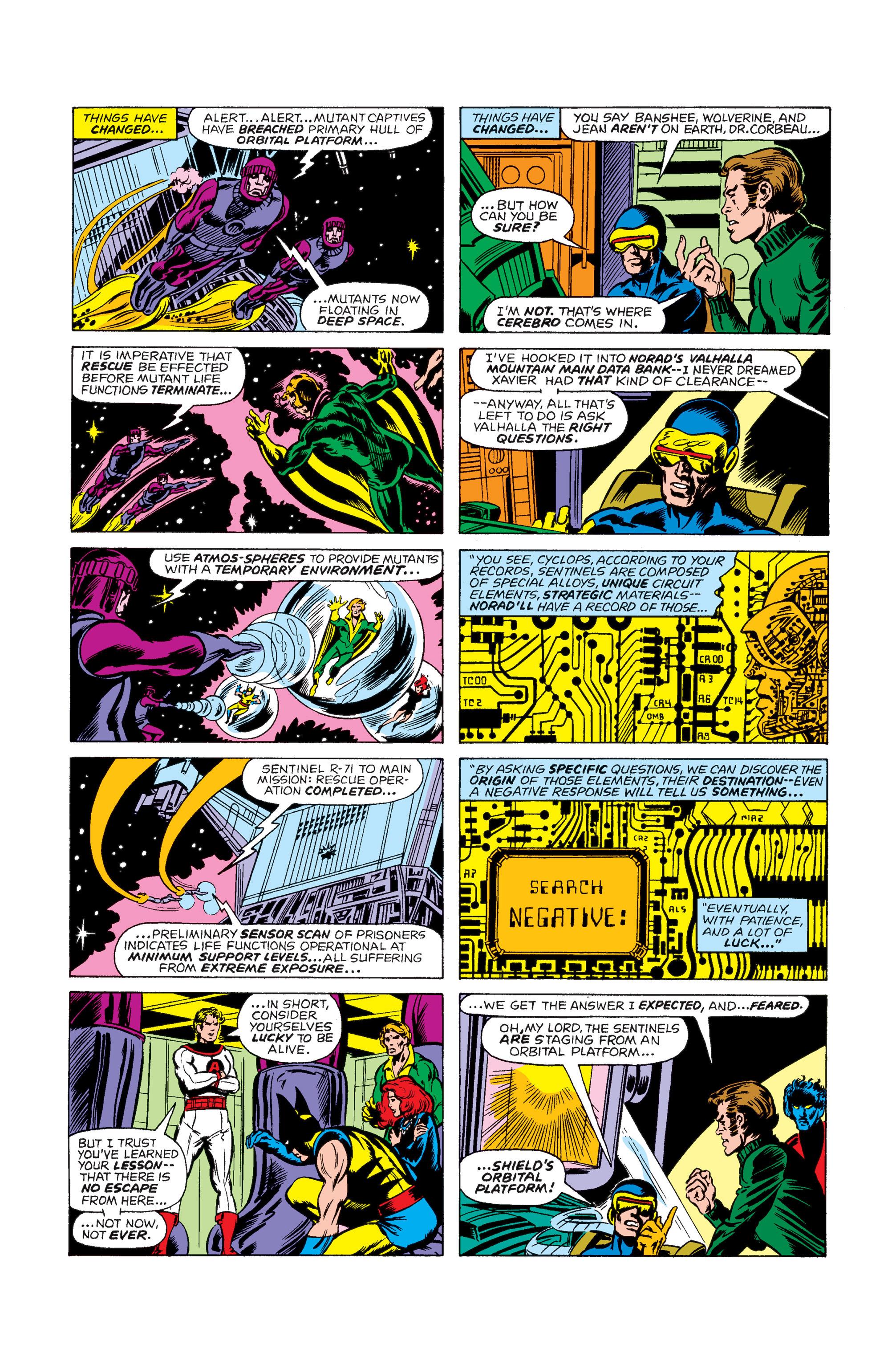 Uncanny X-Men (1963) 99 Page 2