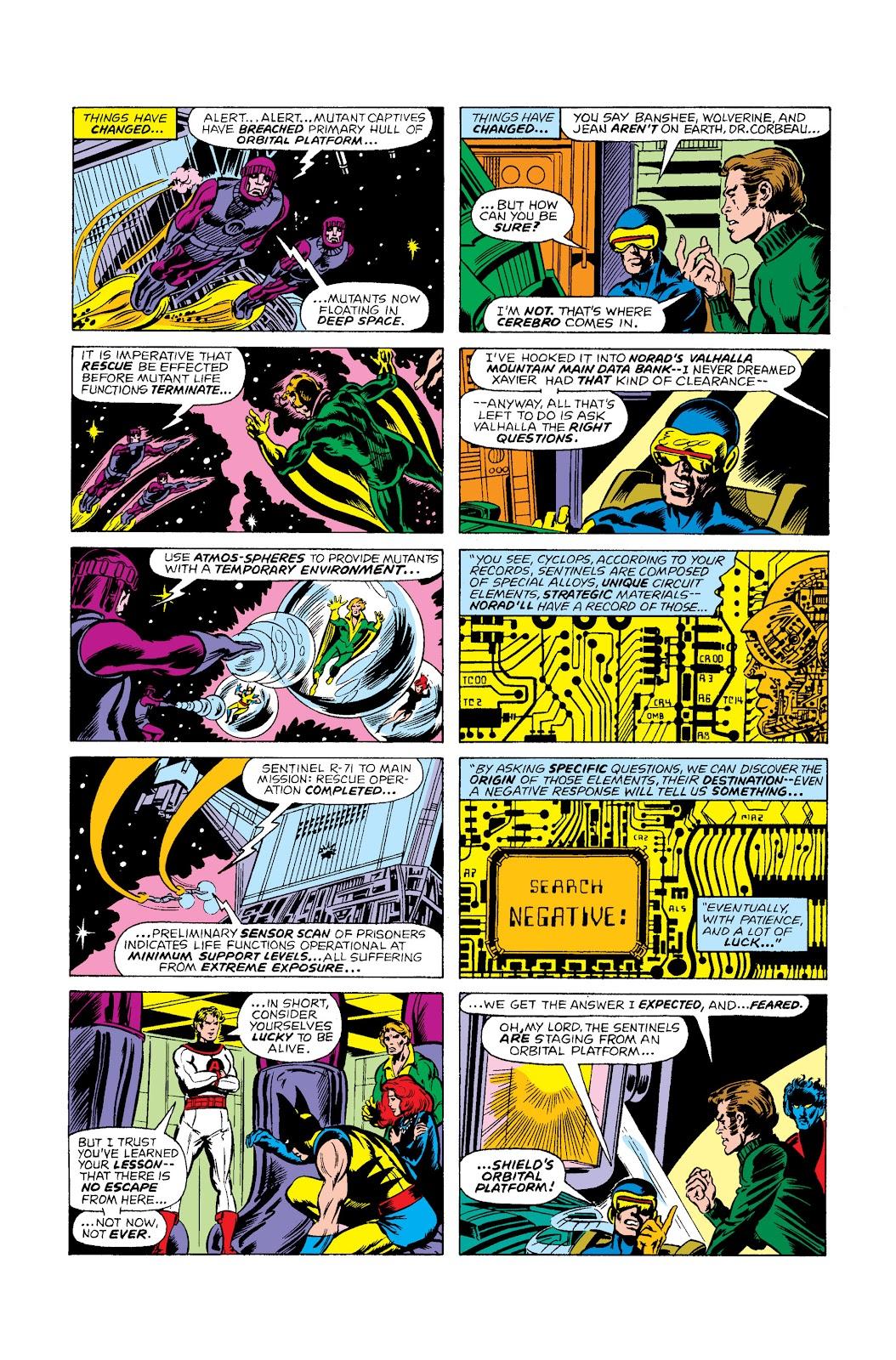 Uncanny X-Men (1963) issue 99 - Page 3