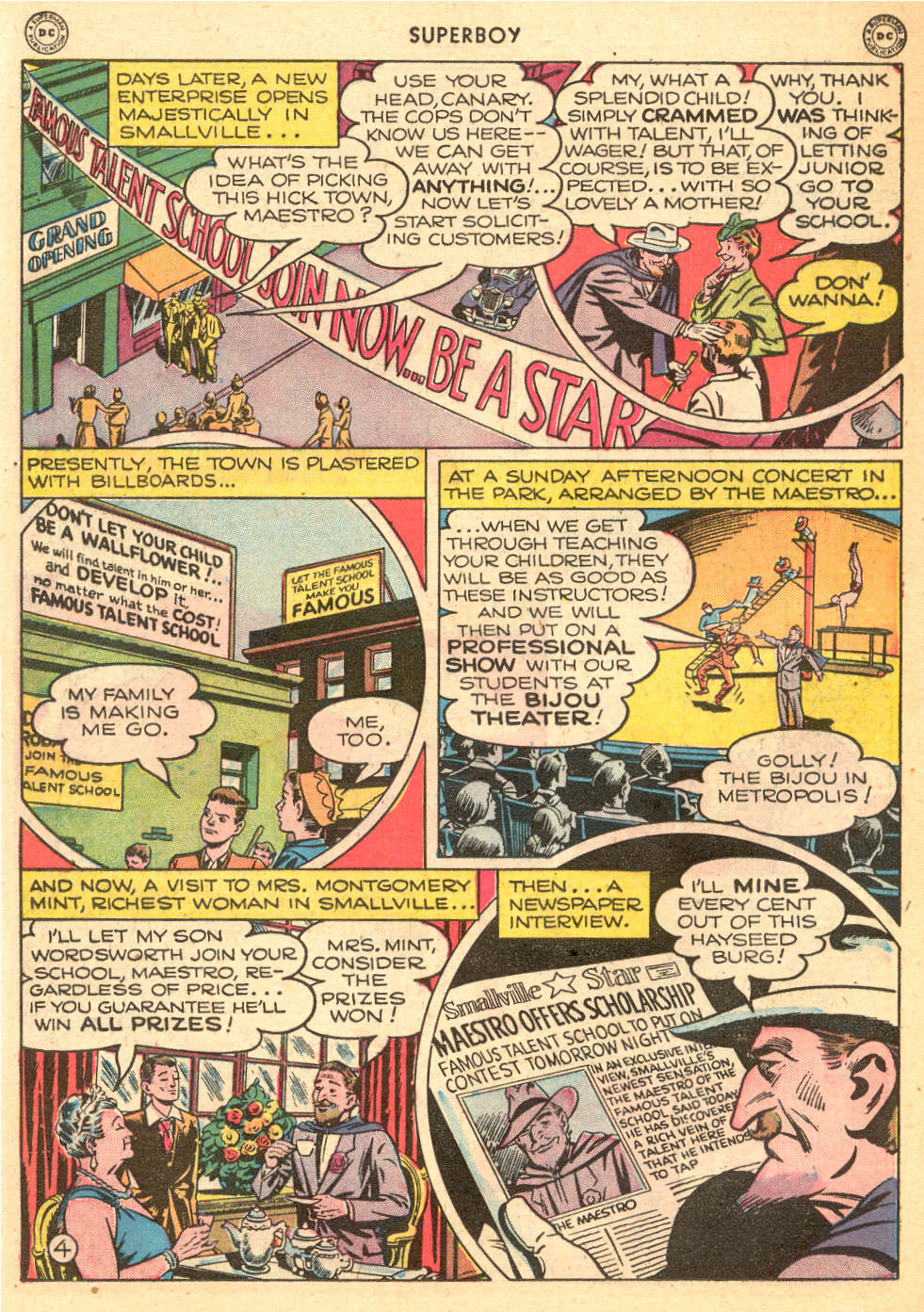 Superboy (1949) issue 3 - Page 31