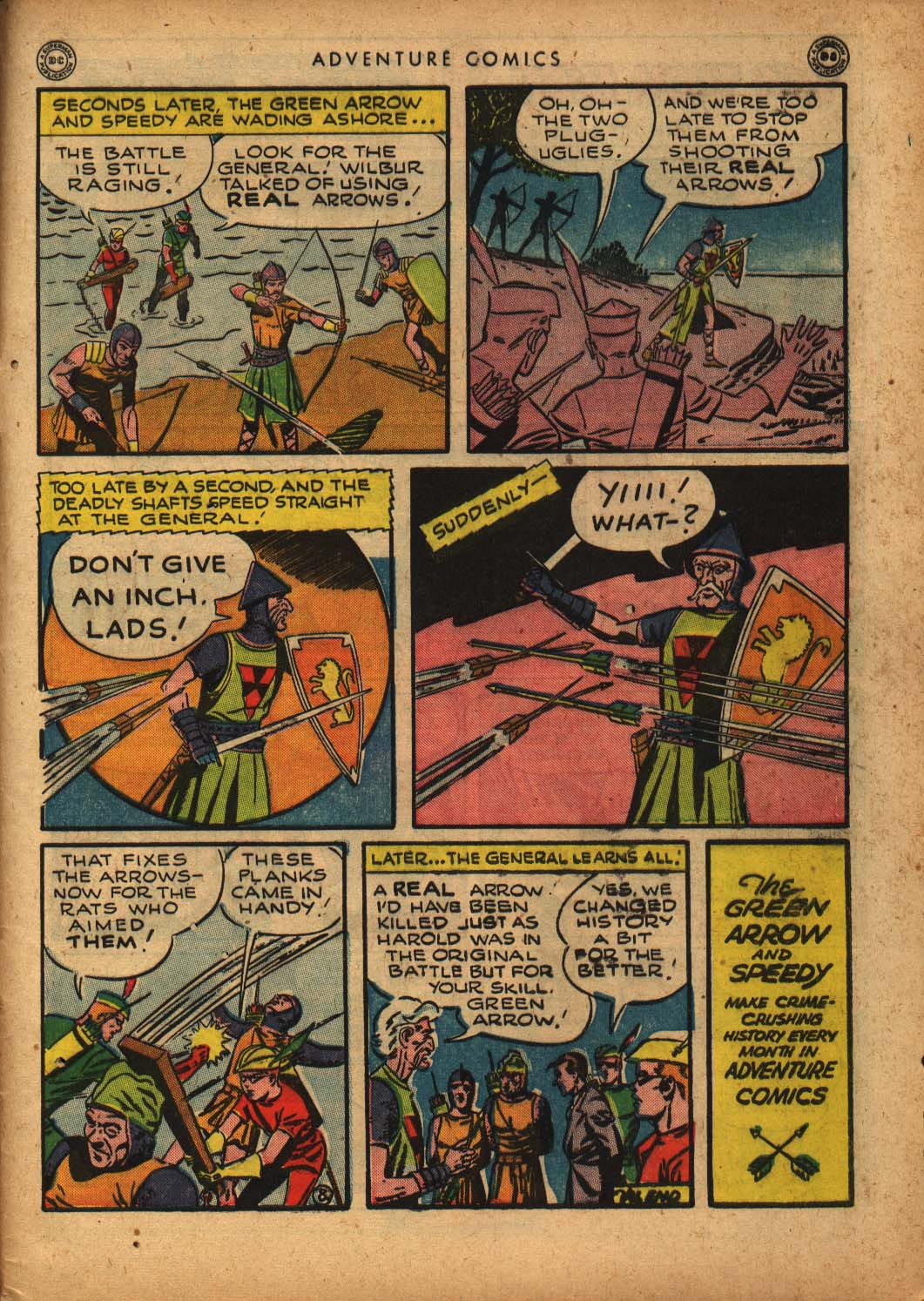 Read online Adventure Comics (1938) comic -  Issue #109 - 49