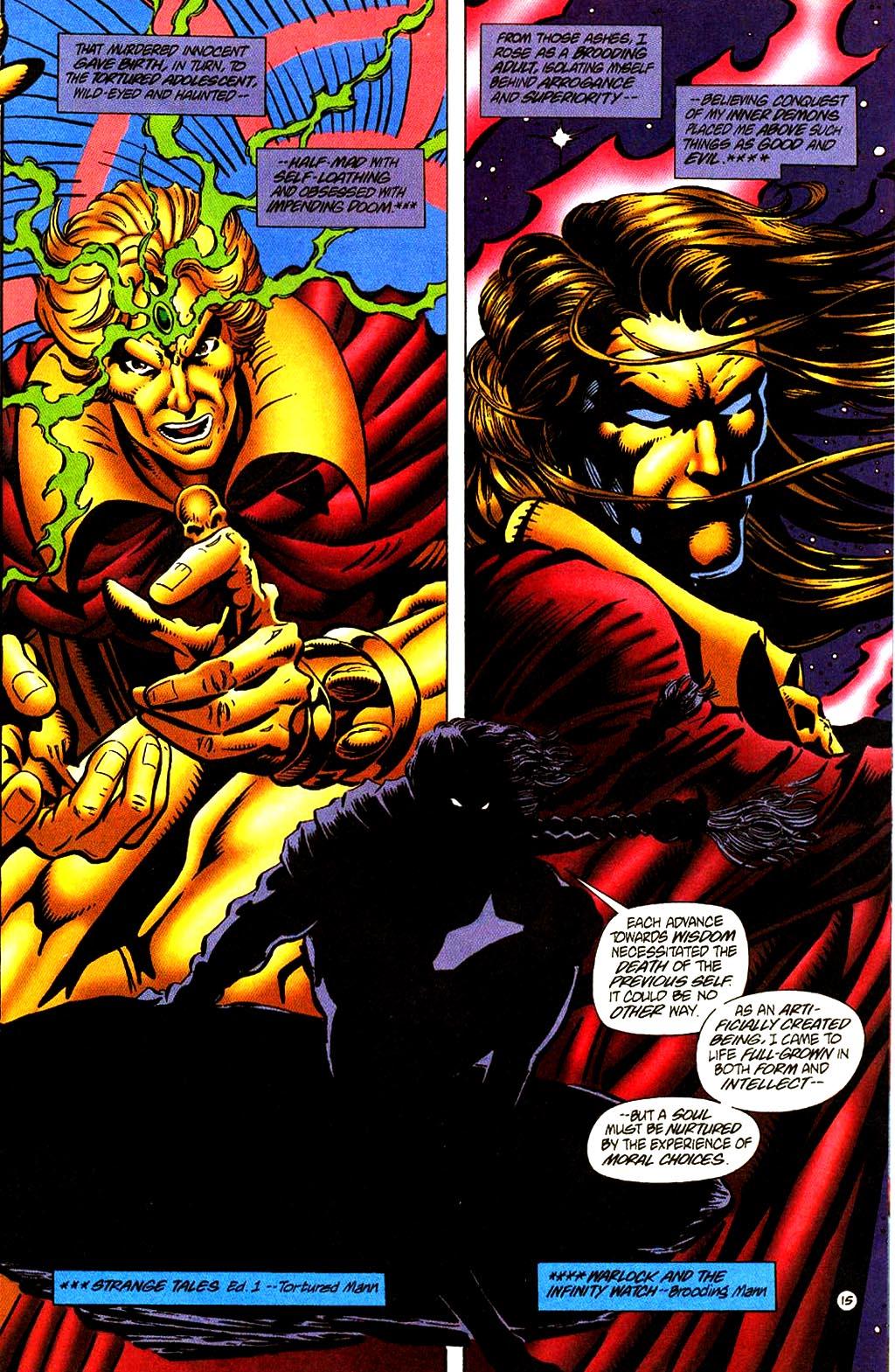 Read online Rune (1995) comic -  Issue #2 - 18