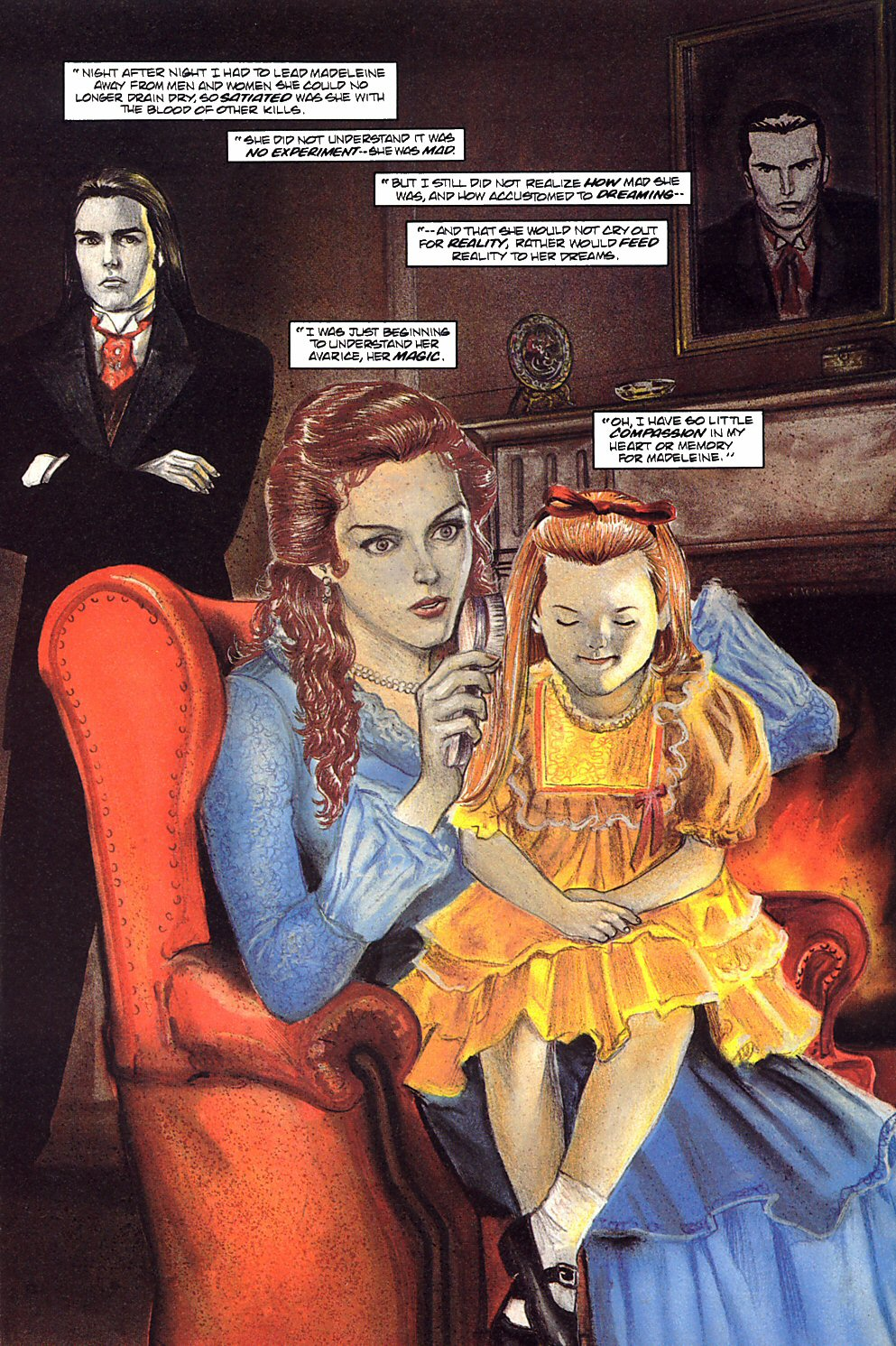 Read online Anne Rice's Interview with the Vampire comic -  Issue #9 - 33