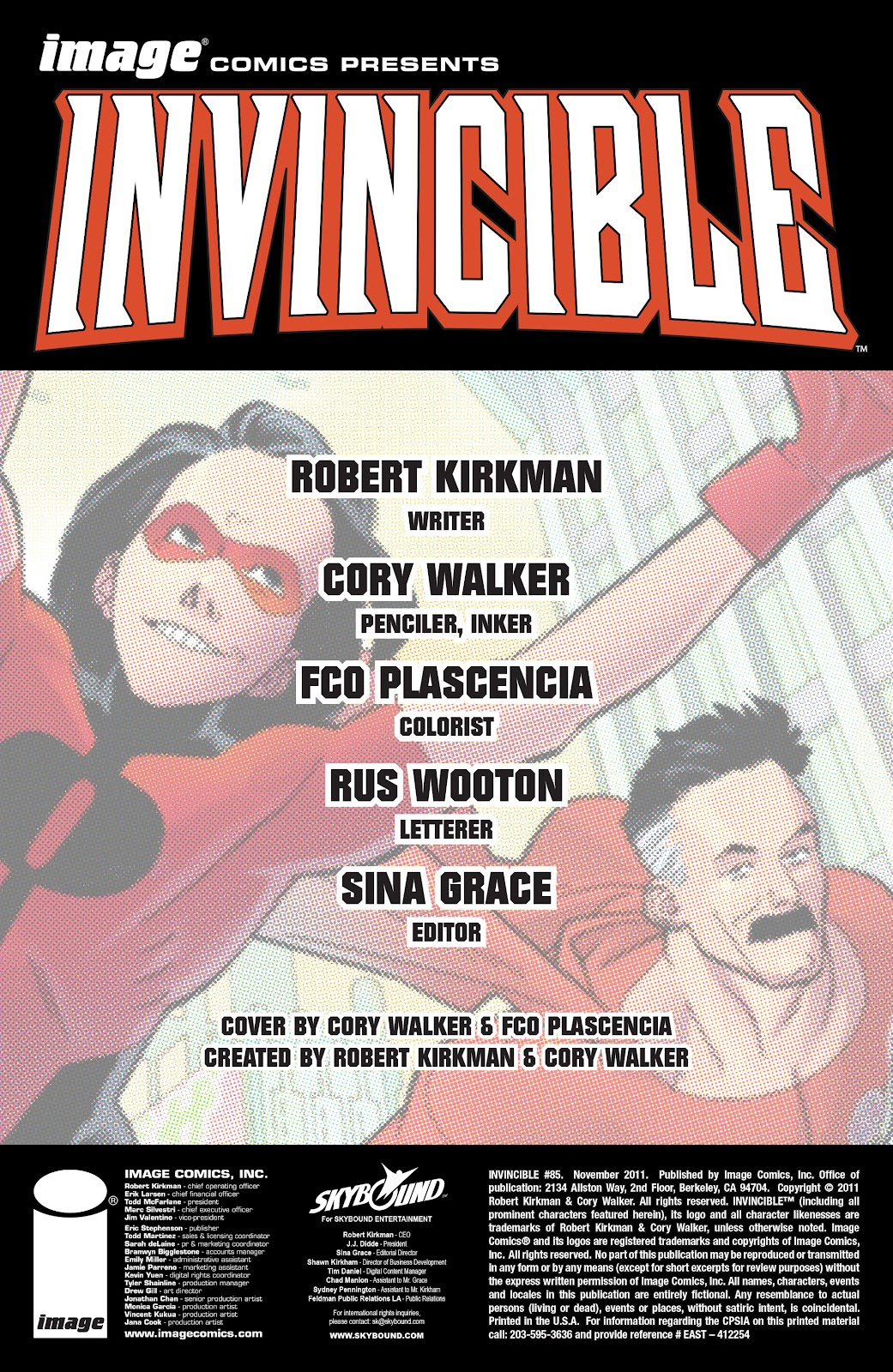 Invincible (2003) 85 Page 2