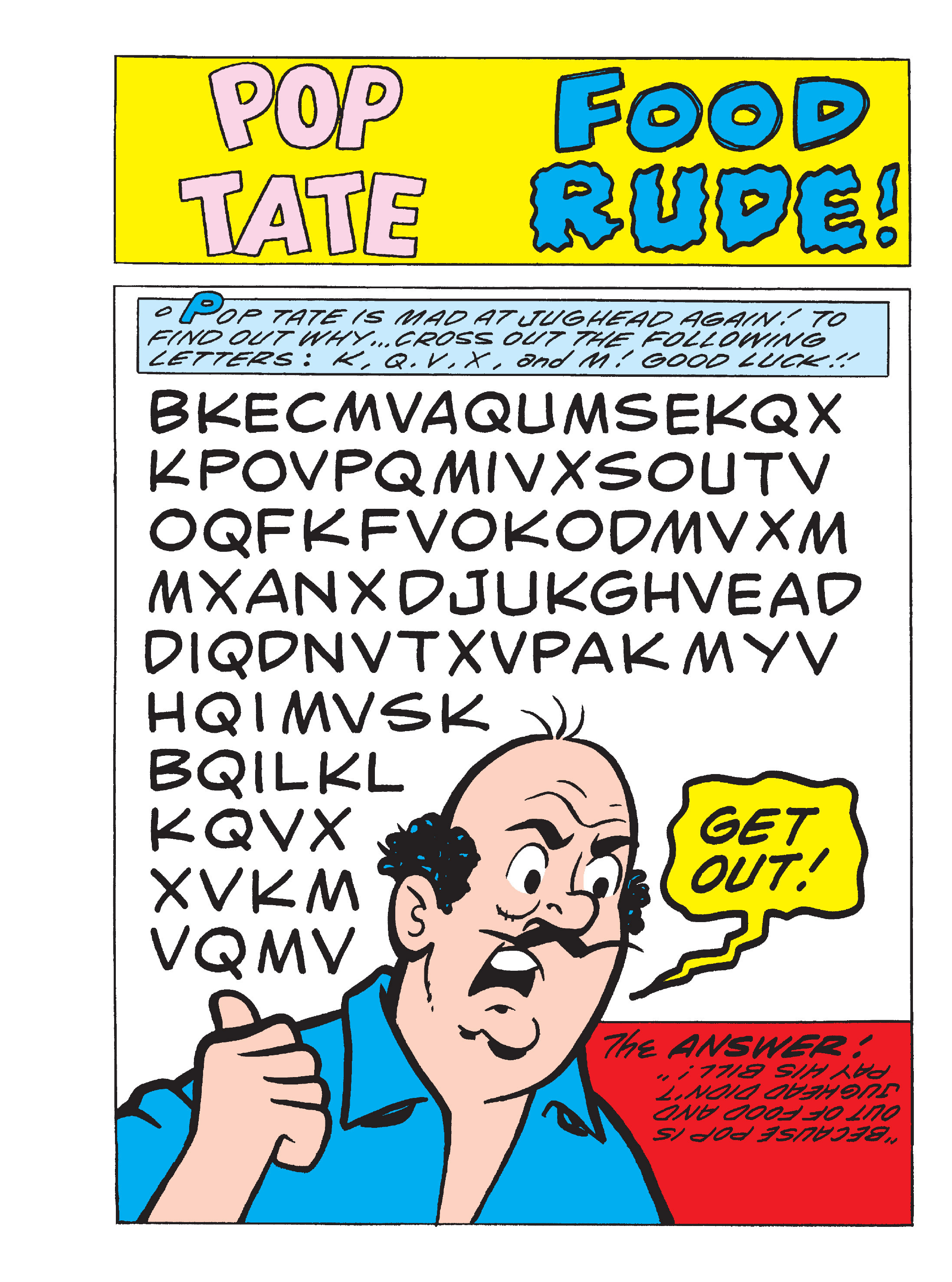 Read online Archie's Funhouse Double Digest comic -  Issue #17 - 57