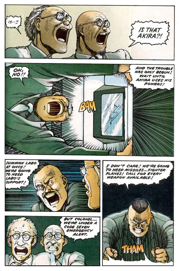 Read online Akira comic -  Issue #11 - 38