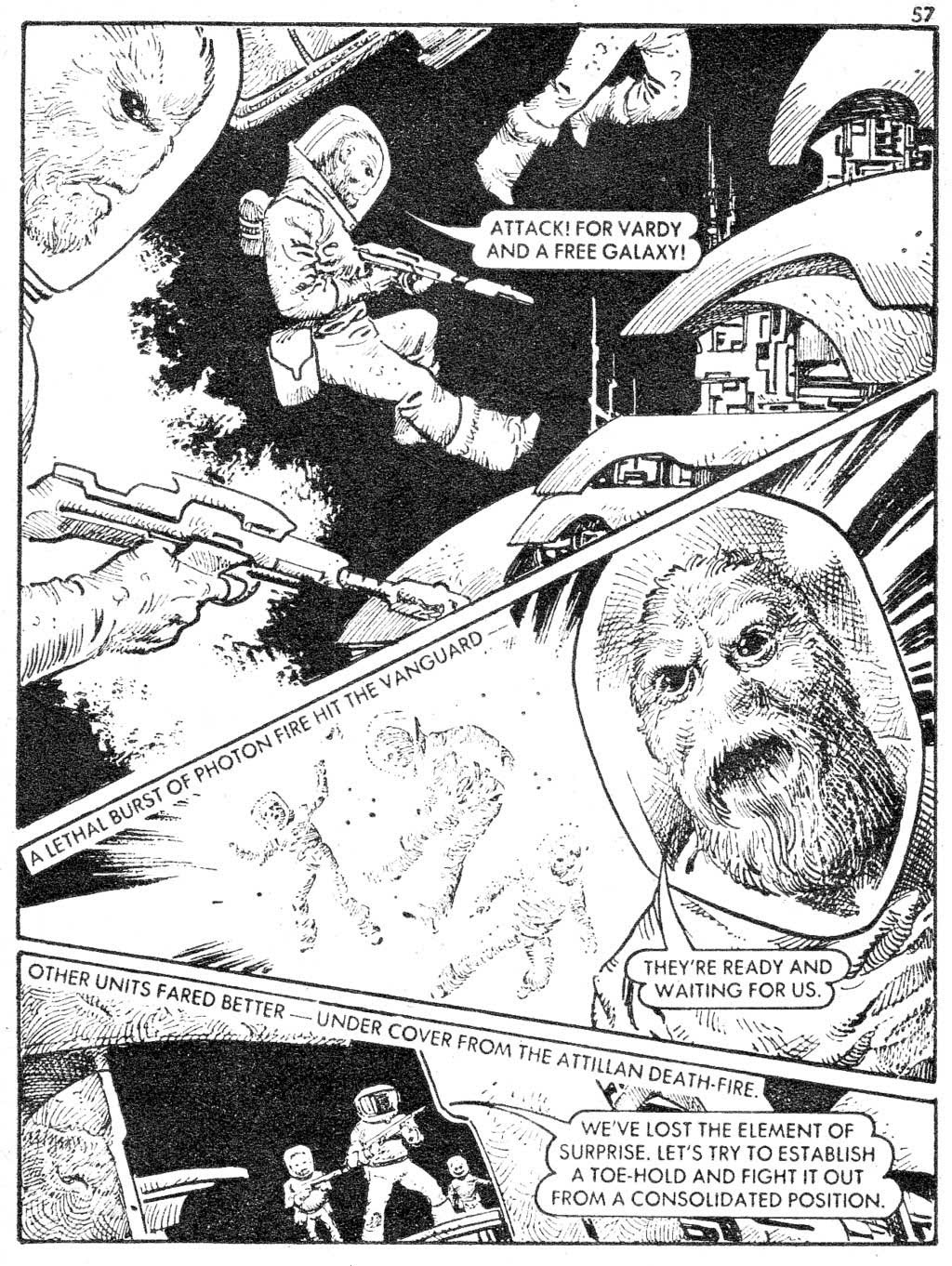 Starblazer issue 87 - Page 57