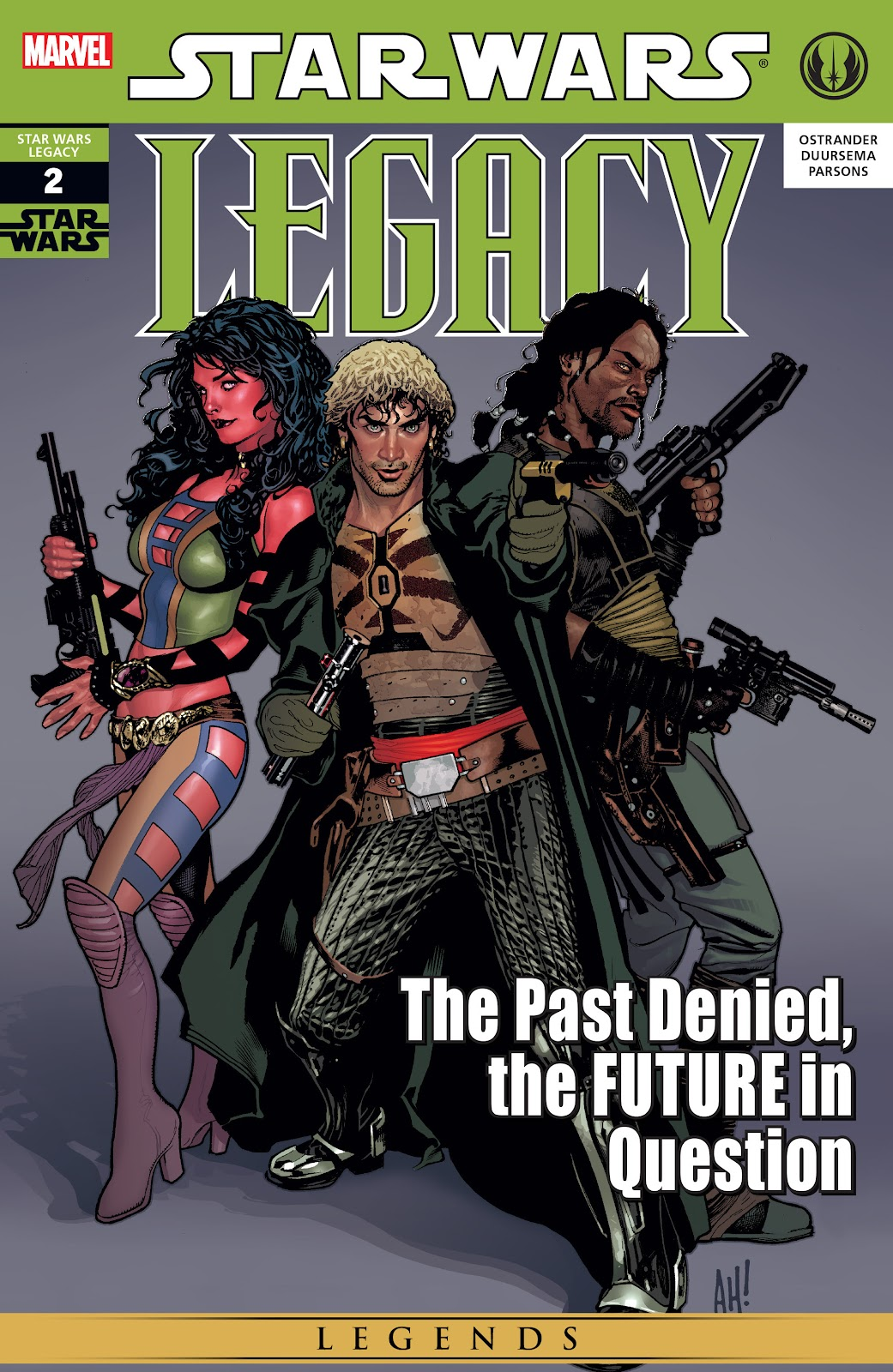Read online Star Wars Legends: Legacy - Epic Collection comic -  Issue # TPB 1 (Part 1) - 28