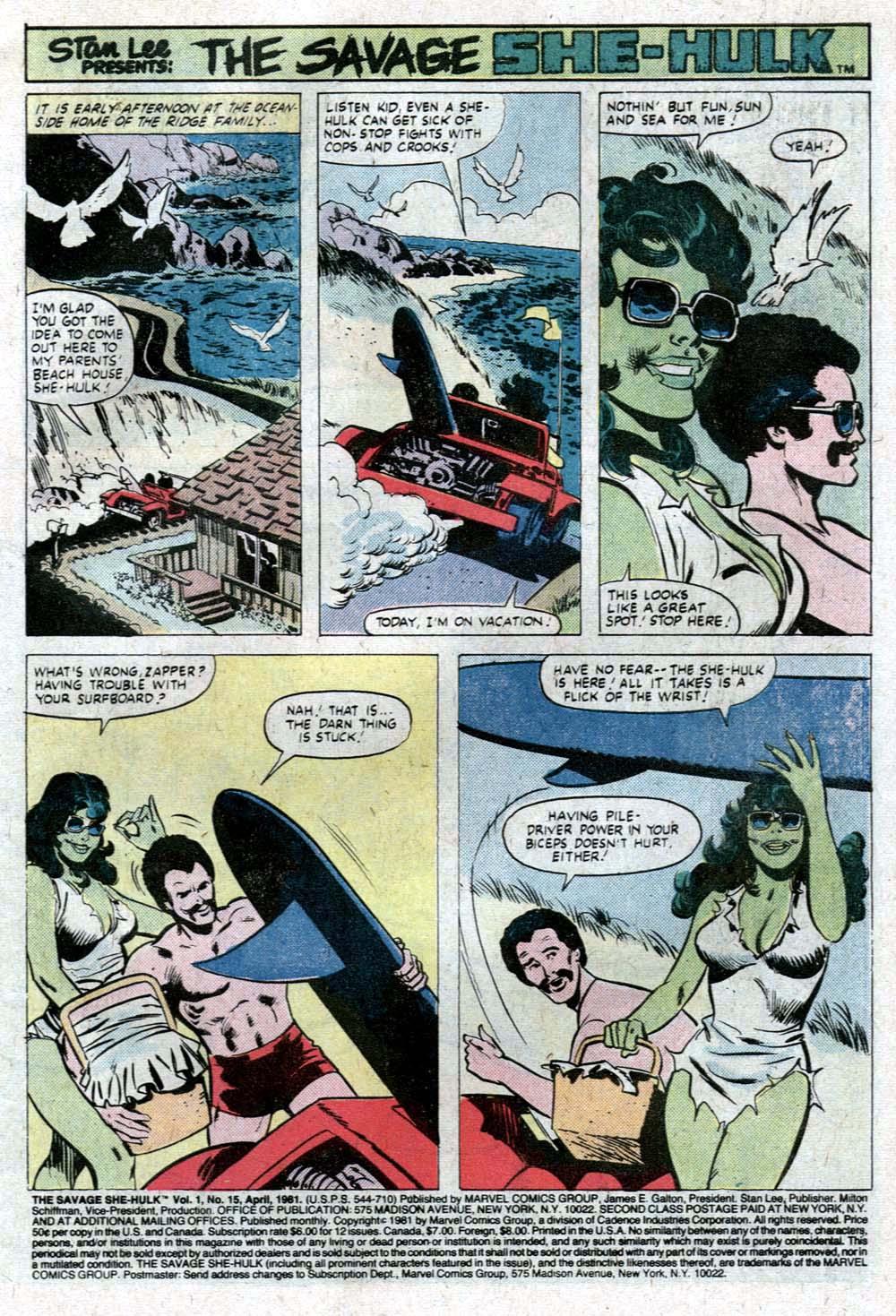 The Savage She-Hulk 15 Page 2