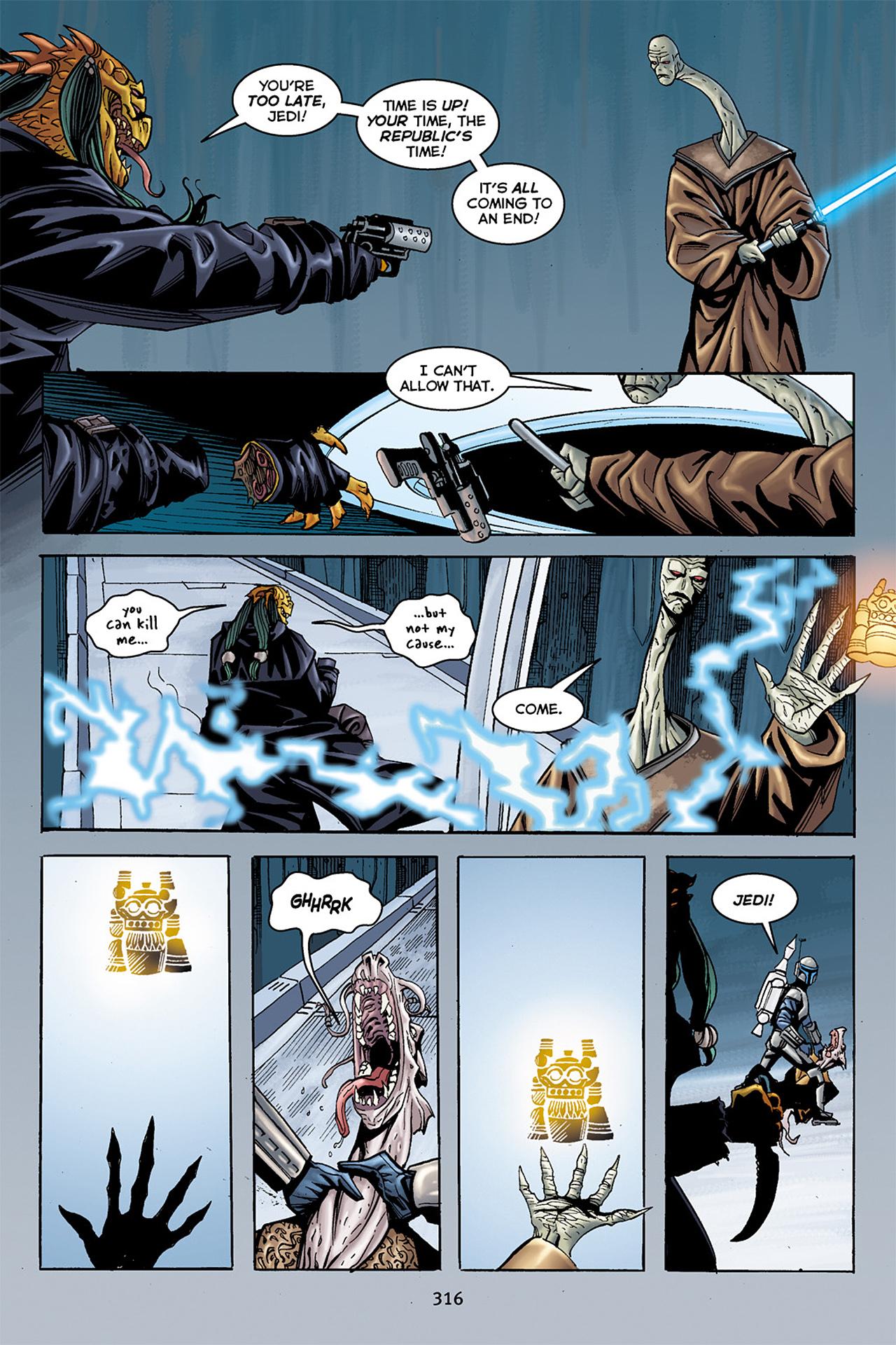 Read online Star Wars Omnibus comic -  Issue # Vol. 10 - 311