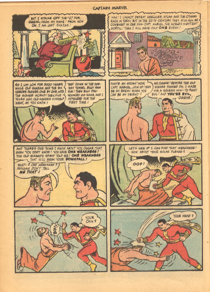 Captain Marvel Adventures issue 62 - Page 32