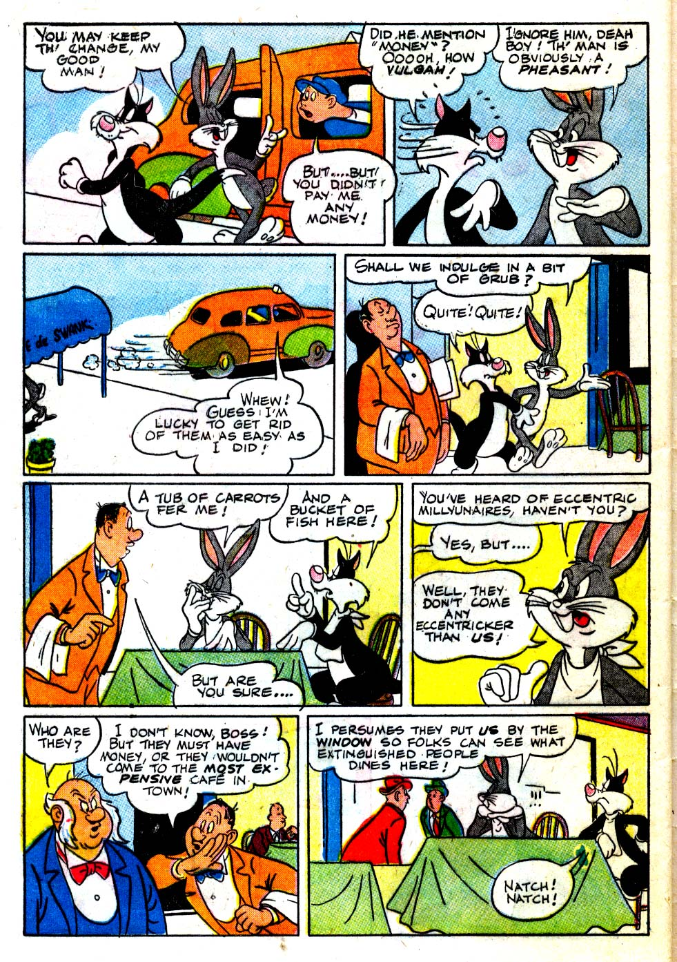 Four Color Comics issue 281 - Page 48