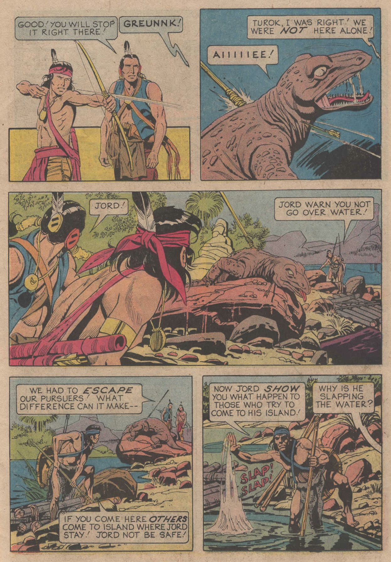 Read online Turok, Son of Stone comic -  Issue #106 - 11