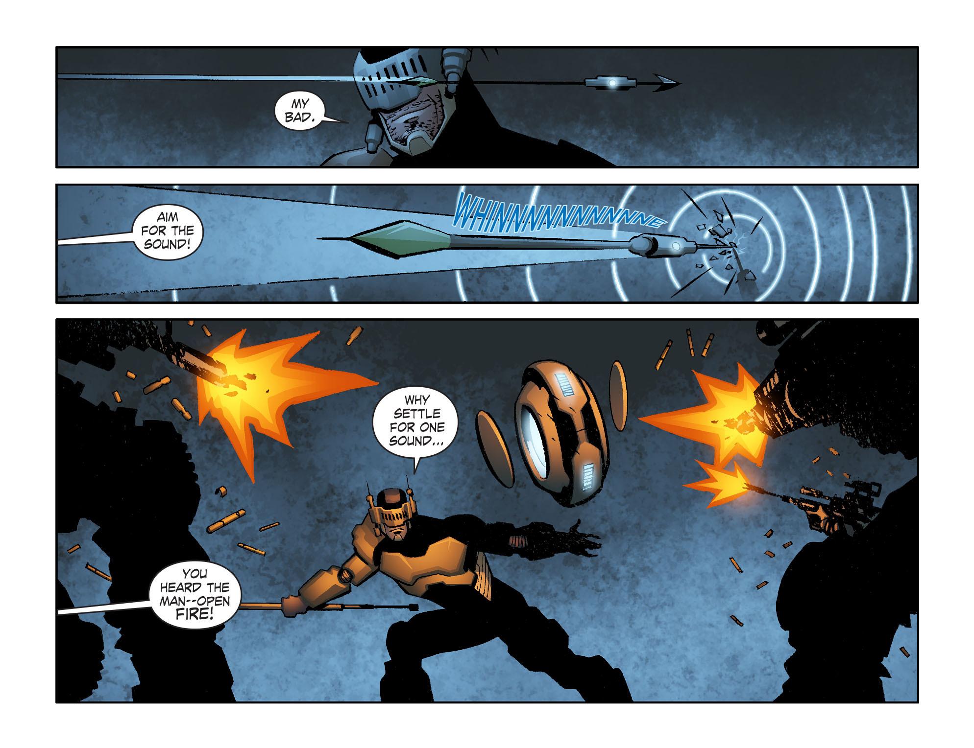 Read online Smallville: Lantern [I] comic -  Issue #6 - 15