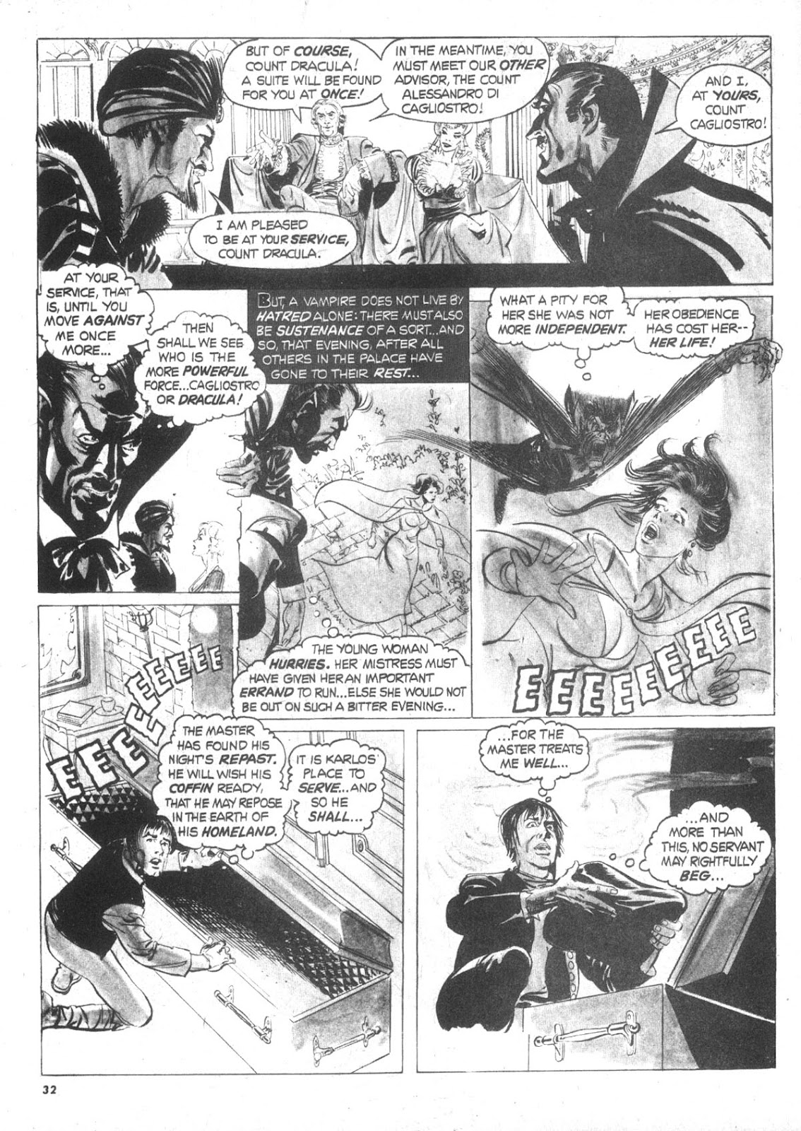 Dracula Lives issue 5 - Page 30