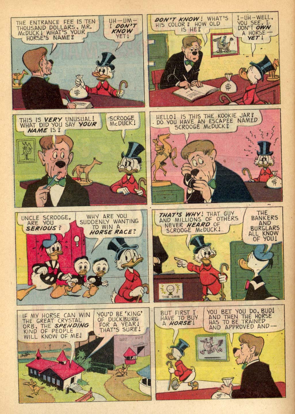 Read online Uncle Scrooge (1953) comic -  Issue #66 - 4