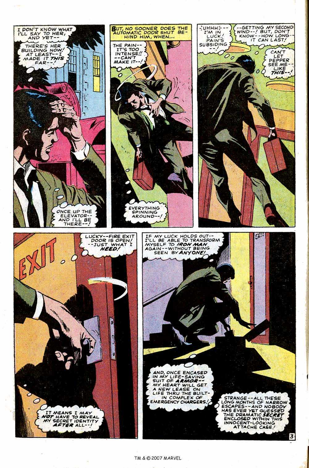 Iron Man Annual issue 1 - Page 24