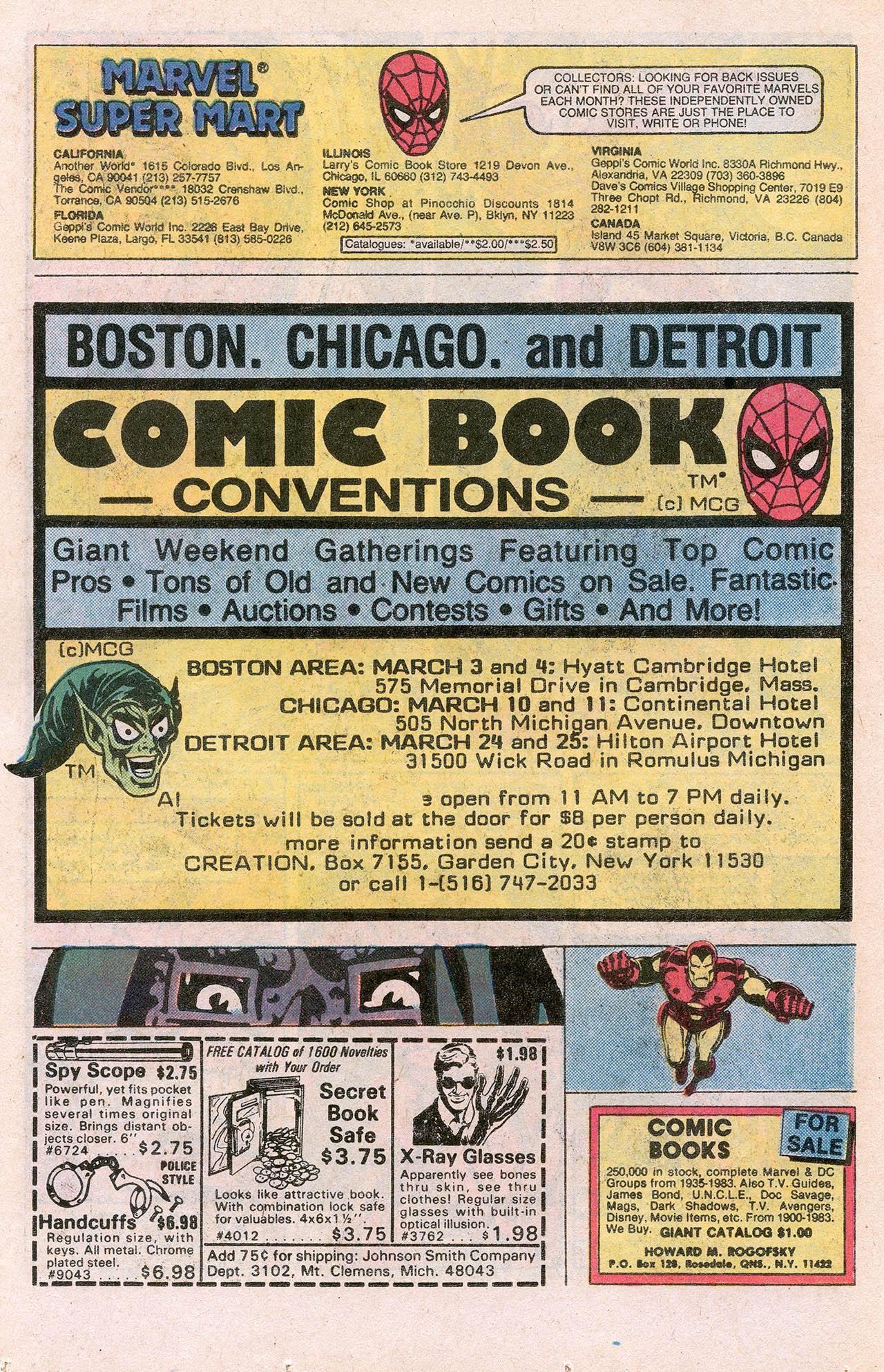 Read online Alpha Flight (1983) comic -  Issue #10 - 14