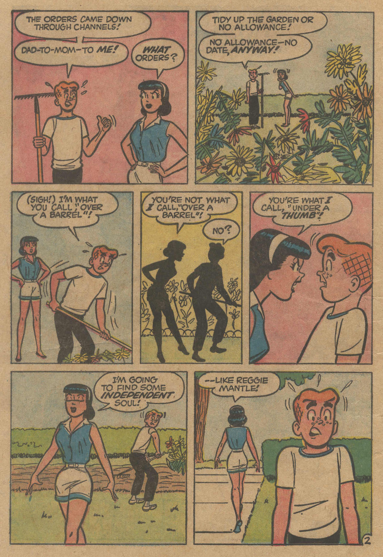 Read online Archie (1960) comic -  Issue #141 - 4
