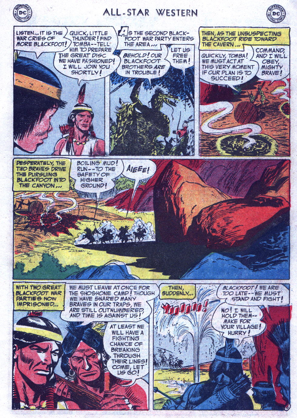 Read online All-Star Western (1951) comic -  Issue #69 - 15