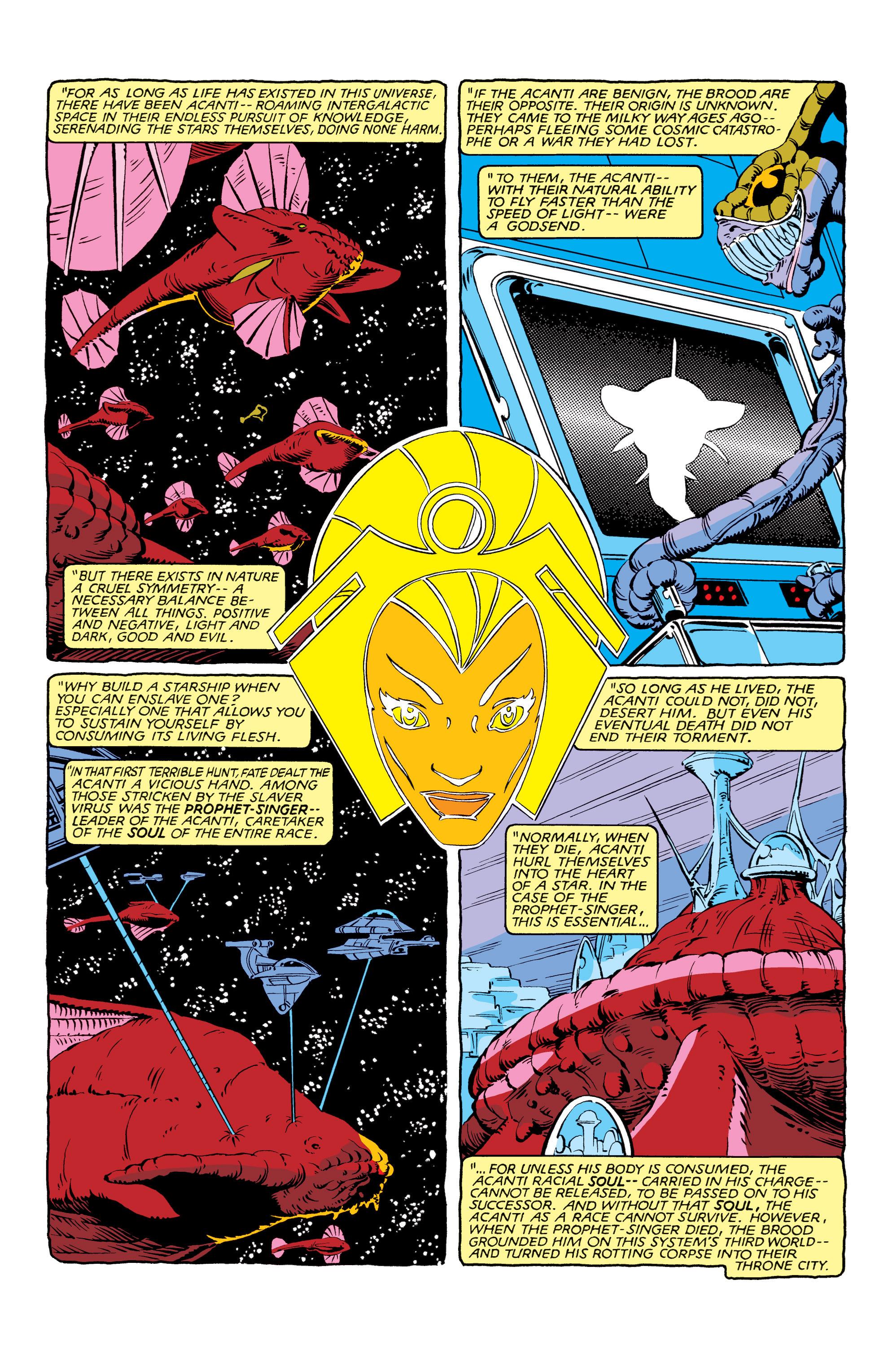 Read online Uncanny X-Men (1963) comic -  Issue #166 - 9