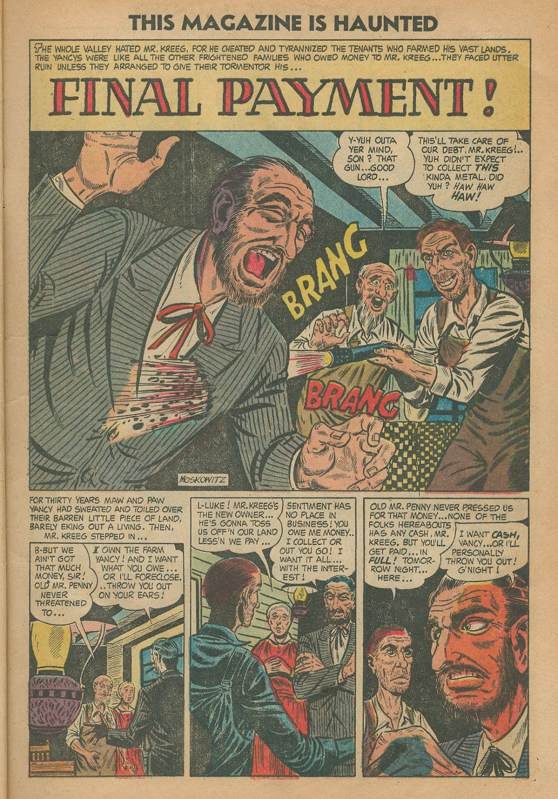 Read online This Magazine Is Haunted comic -  Issue #19 - 9