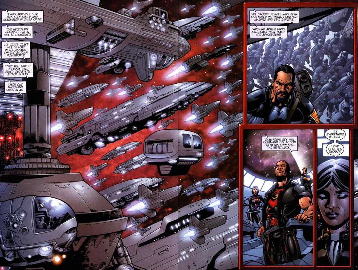 Read online Sigil (2000) comic -  Issue #24 - 26