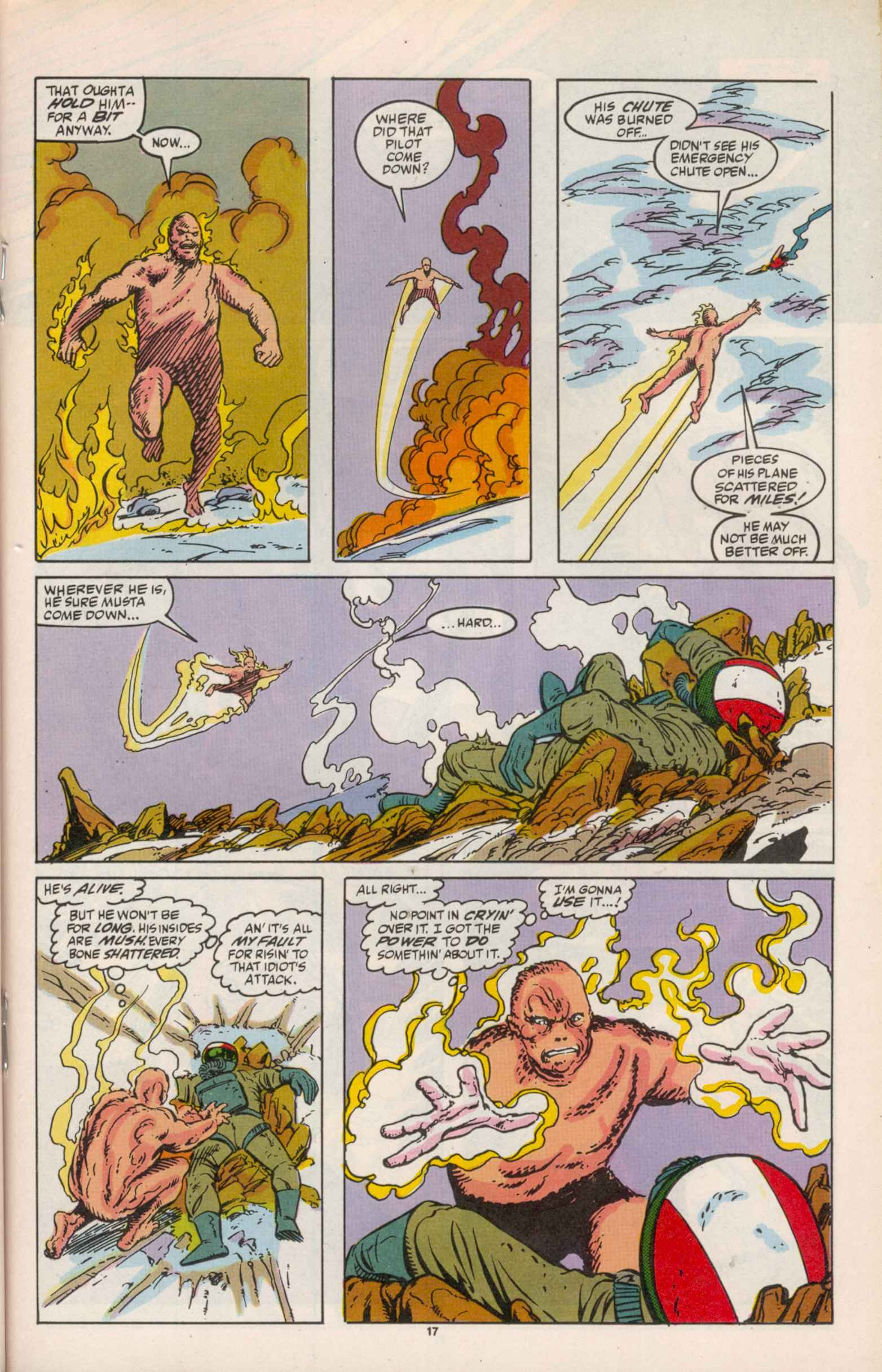 Read online Star Brand comic -  Issue #19 - 19