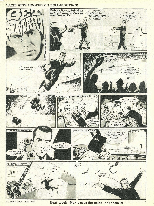 Read online TV Century 21 (TV 21) comic -  Issue #138 - 7