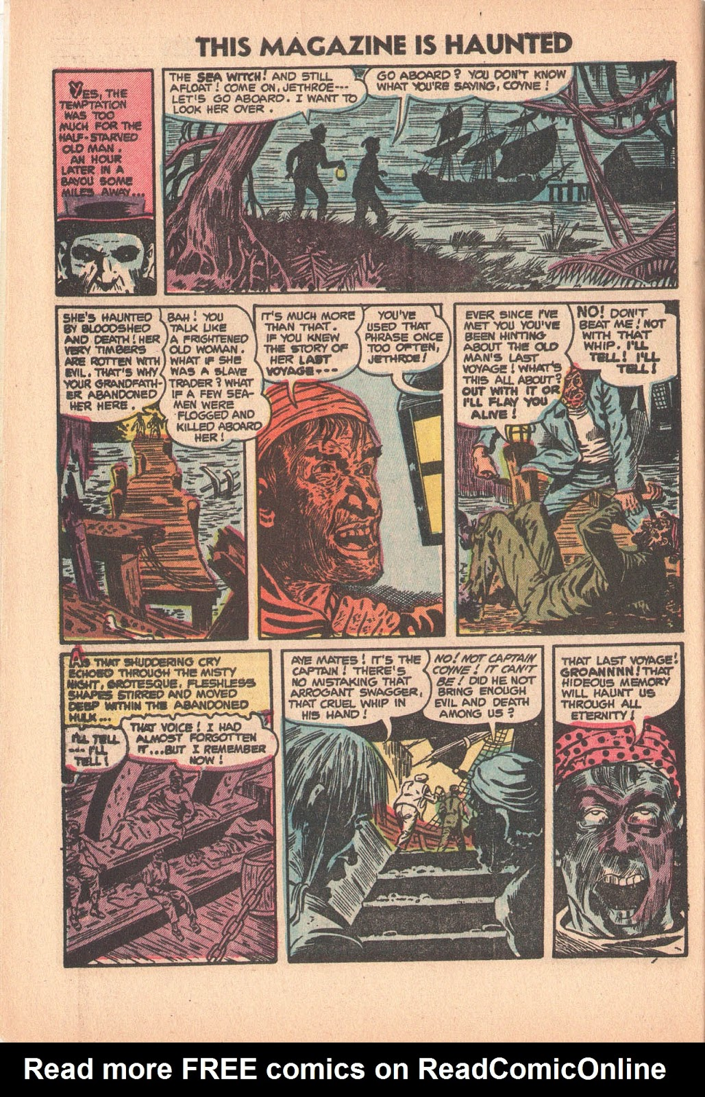 Read online This Magazine Is Haunted comic -  Issue #16 - 6