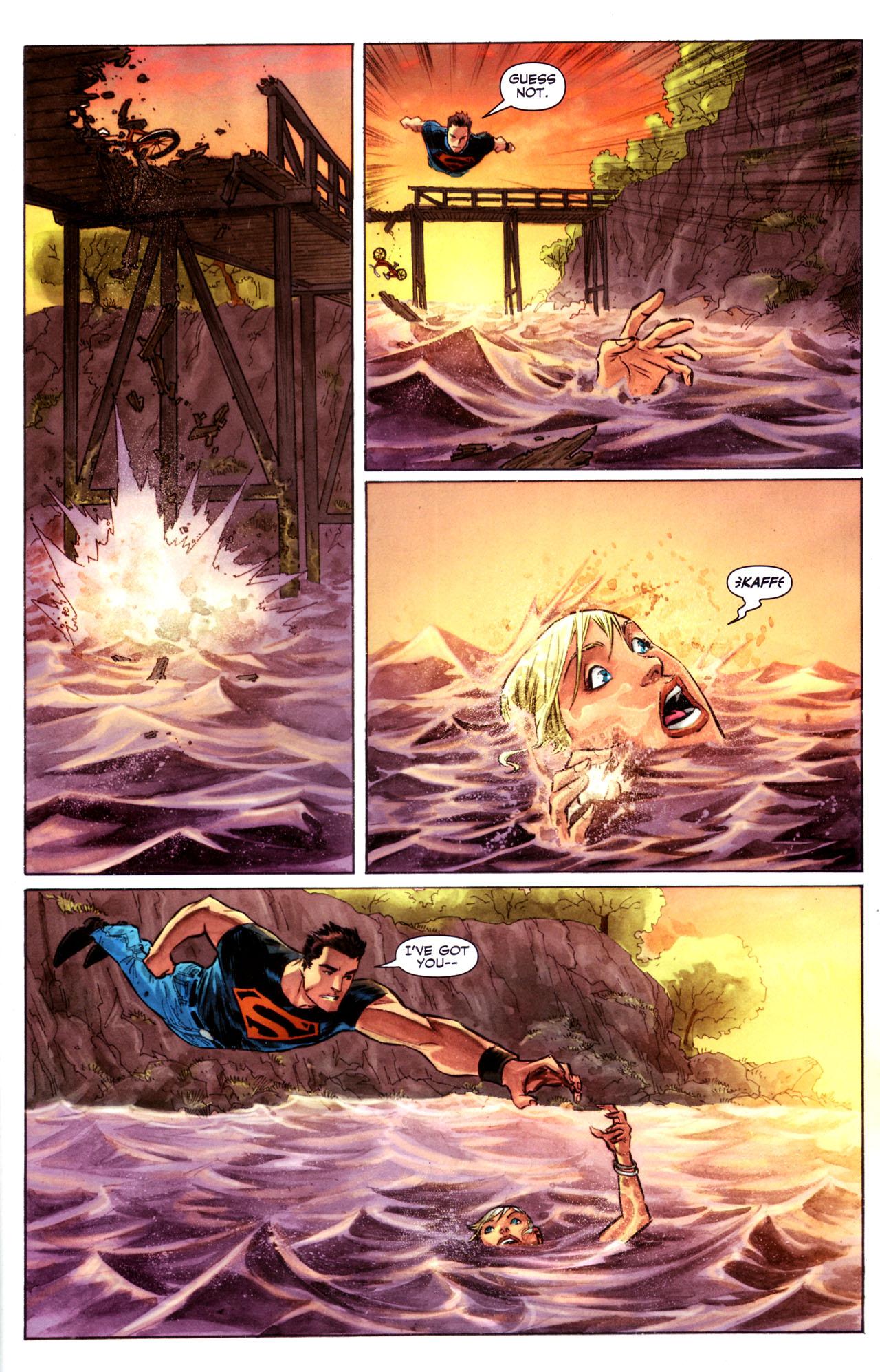 Read online Adventure Comics (2009) comic -  Issue #1 - 11