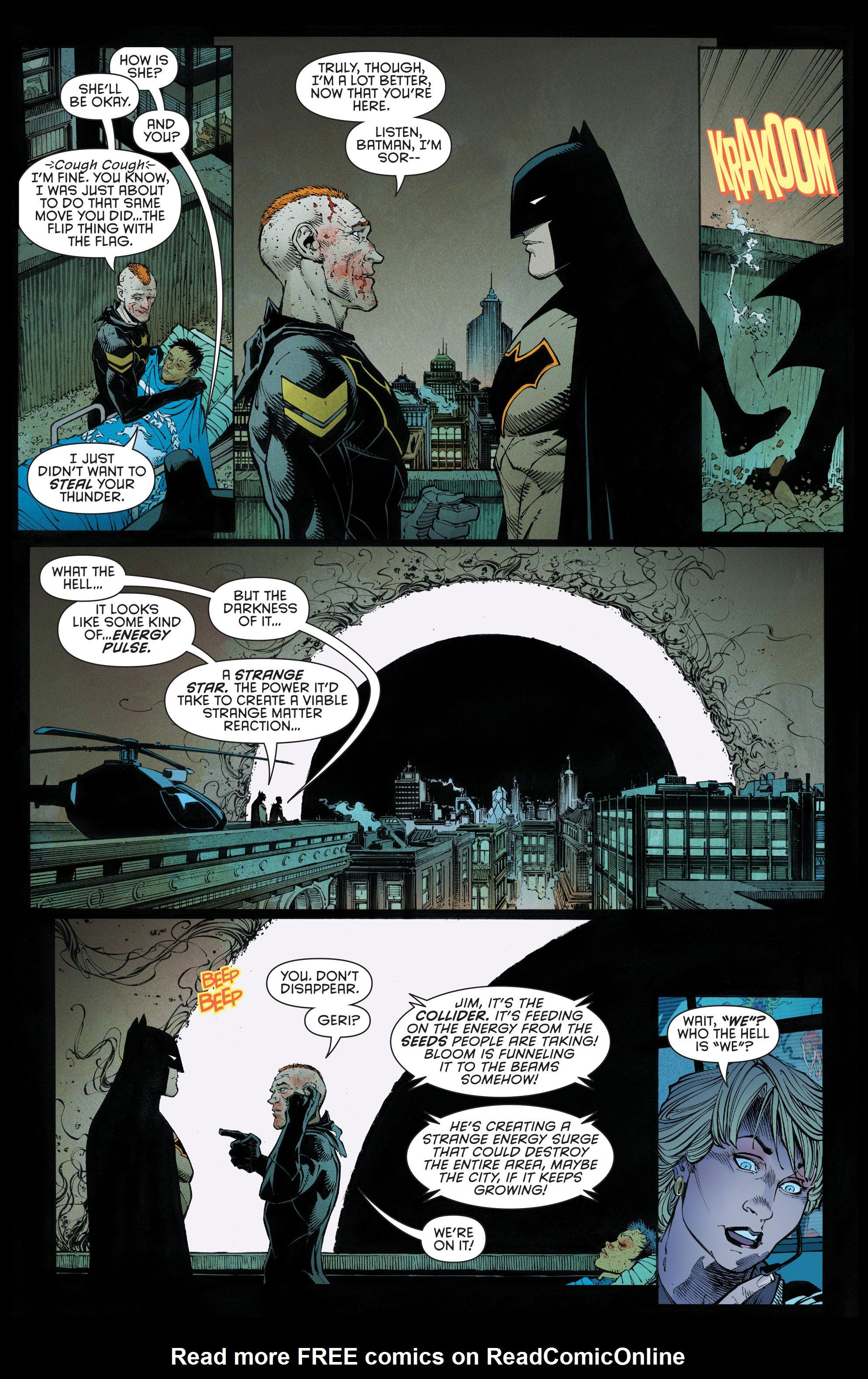 Read online Batman (2011) comic -  Issue # _TPB 9 - 103