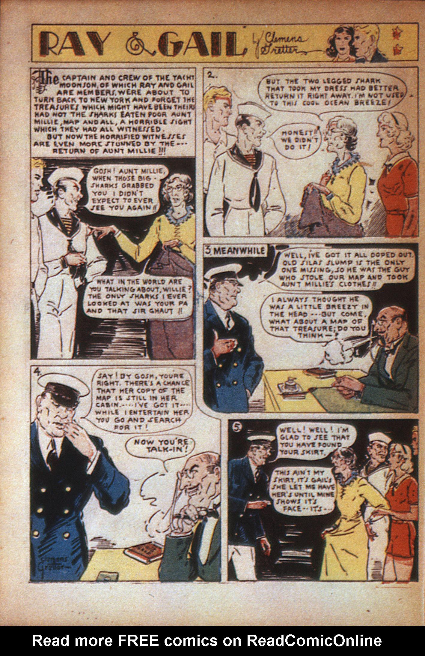 Read online Adventure Comics (1938) comic -  Issue #7 - 58