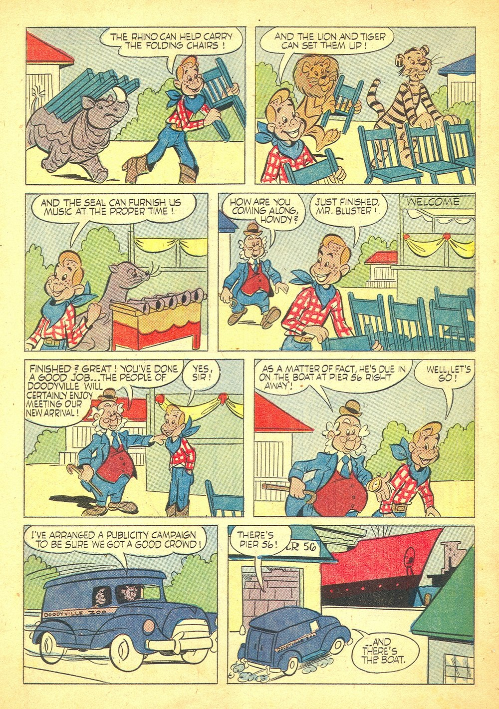 Four Color Comics issue 761 - Page 4