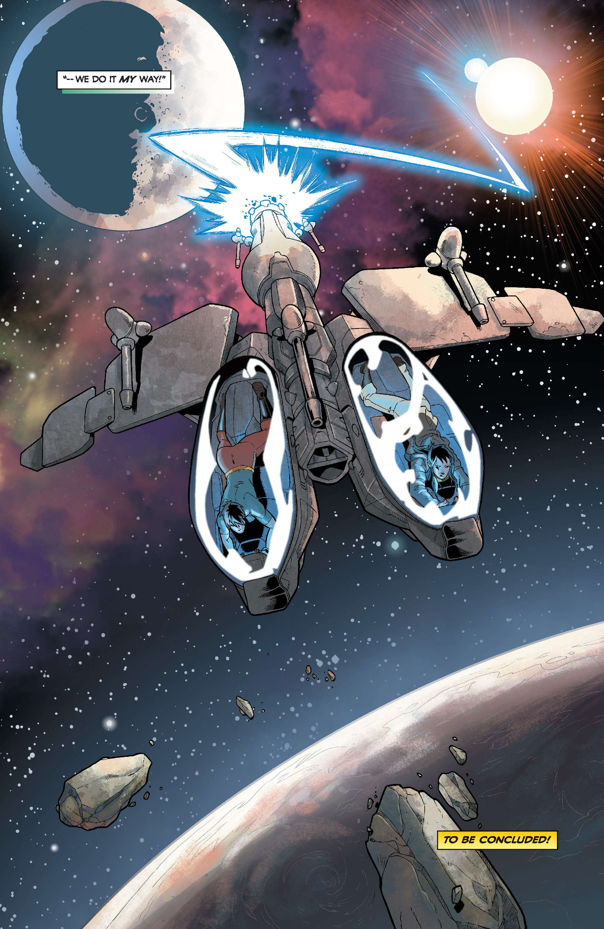 Read online Star Wars: Knight Errant - Deluge comic -  Issue #4 - 24