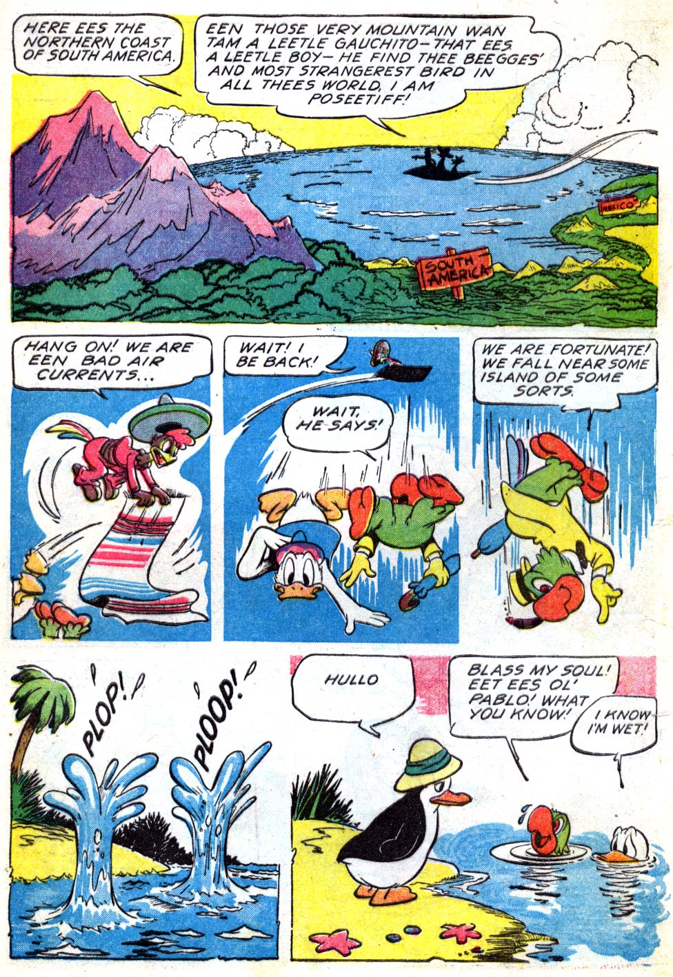 Four Color Comics issue 71 - Page 8