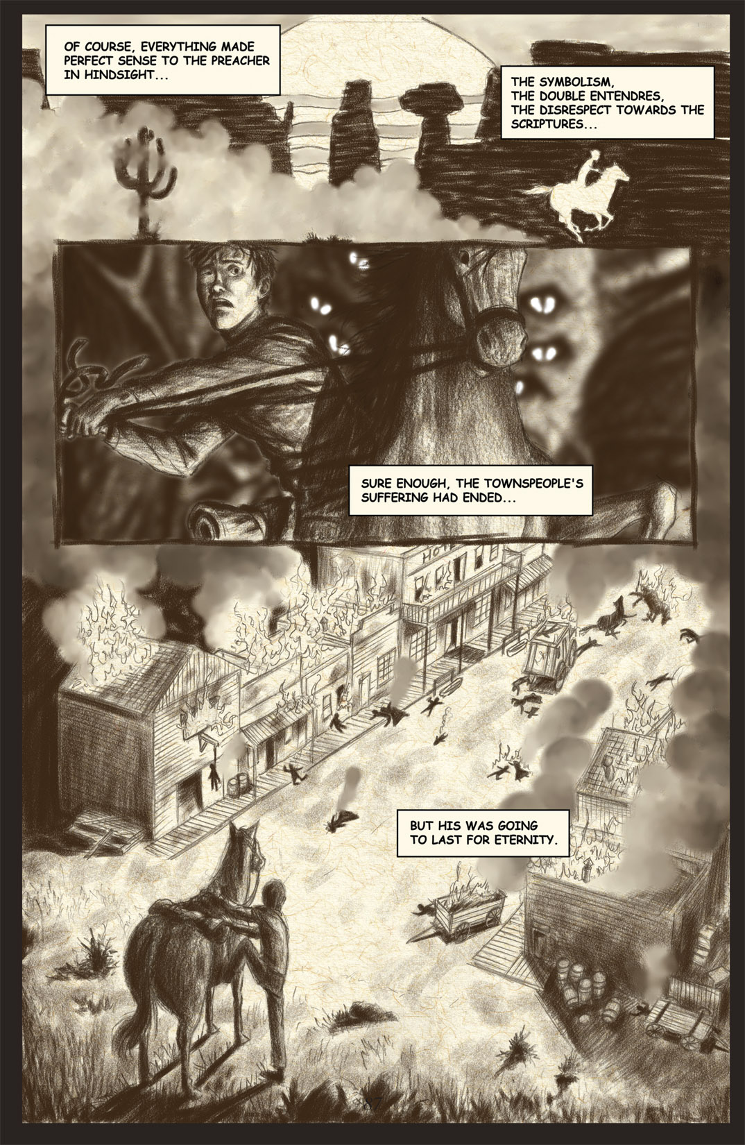 Read online Nightmare World comic -  Issue # Vol. 2 Leave the Light On - 88