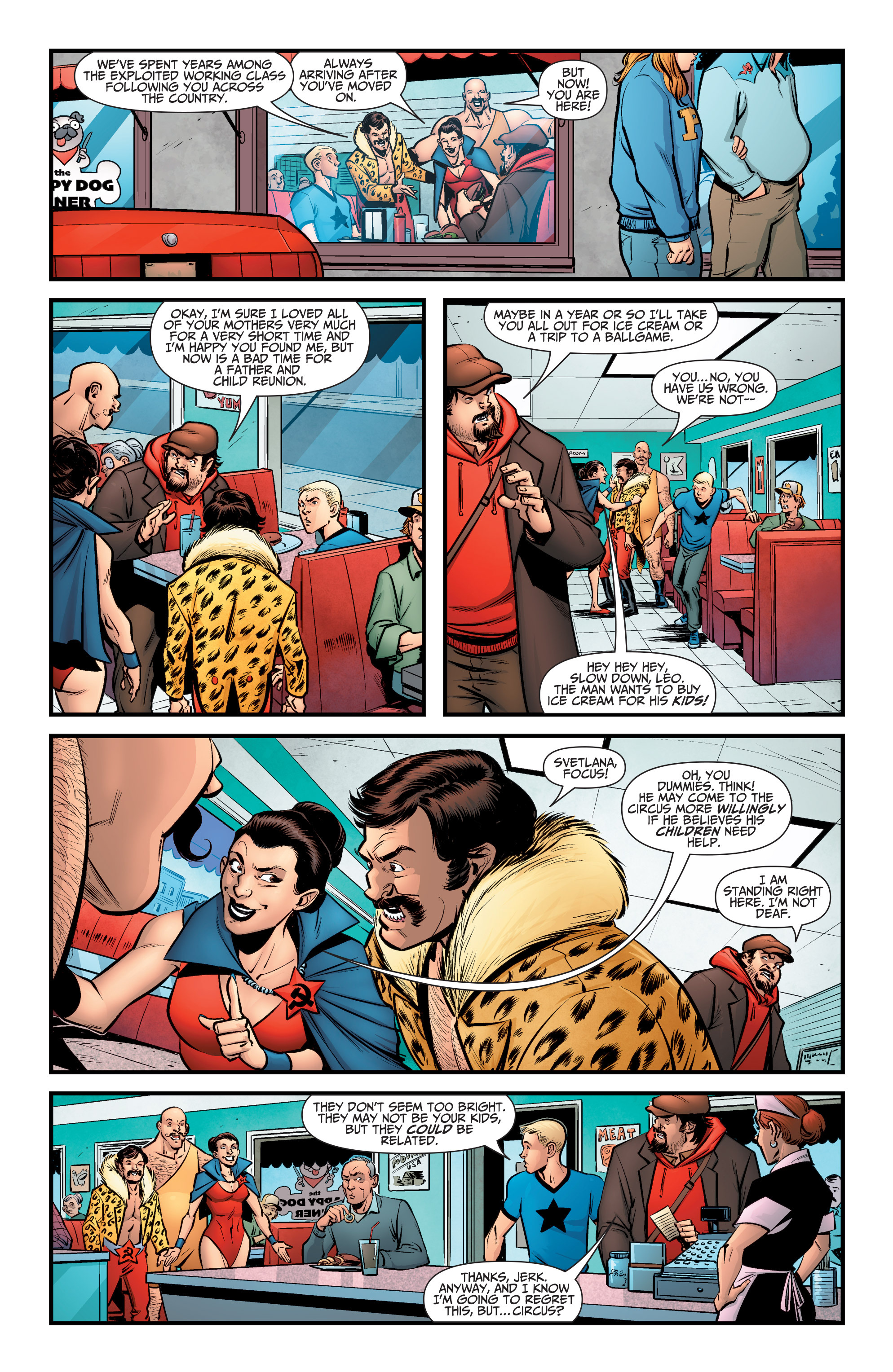Read online A&A: The Adventures of Archer & Armstrong comic -  Issue #6 - 10