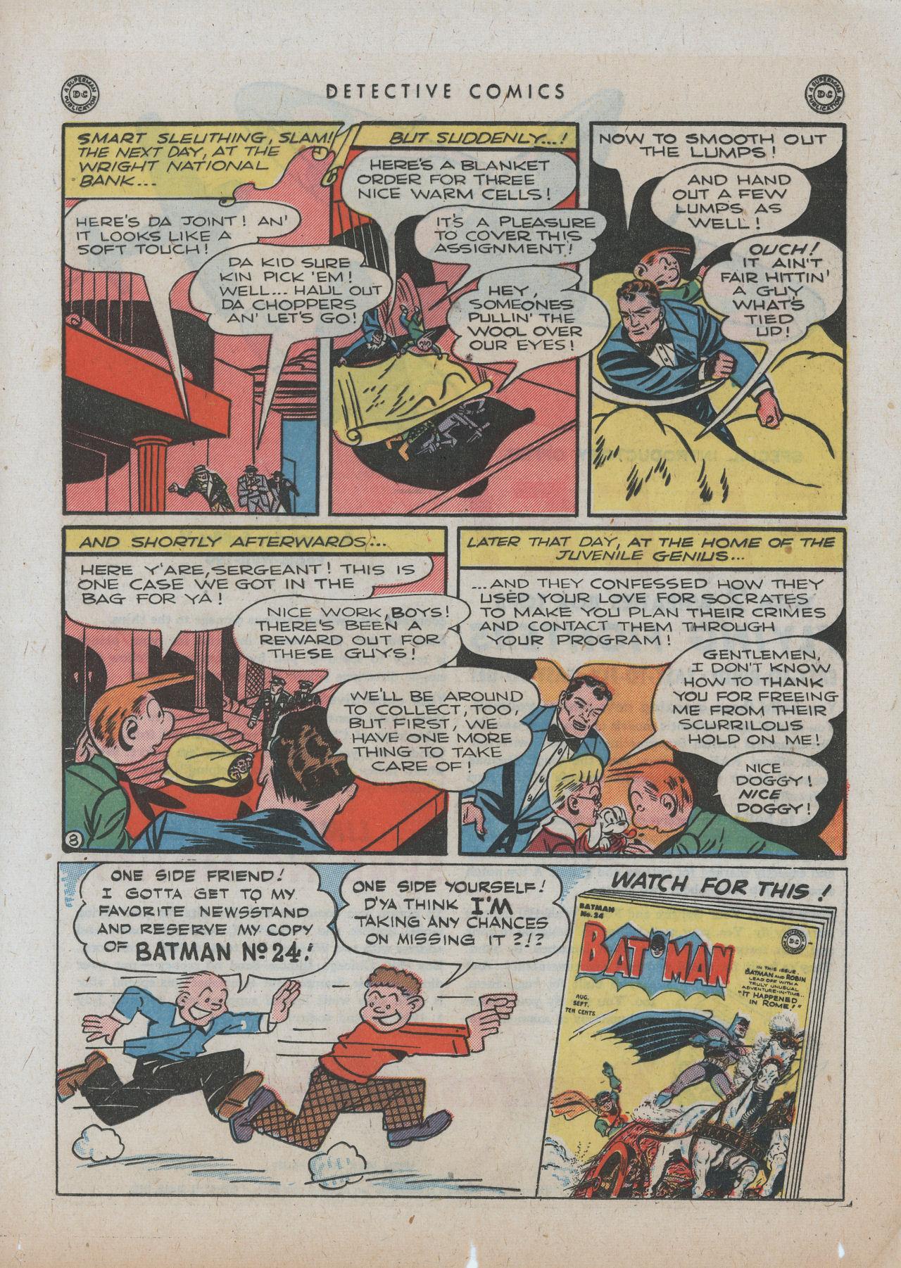 Read online Detective Comics (1937) comic -  Issue #89 - 45