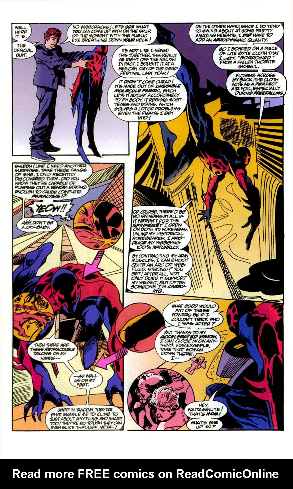 Read online 2099 Unlimited comic -  Issue #9 - 26