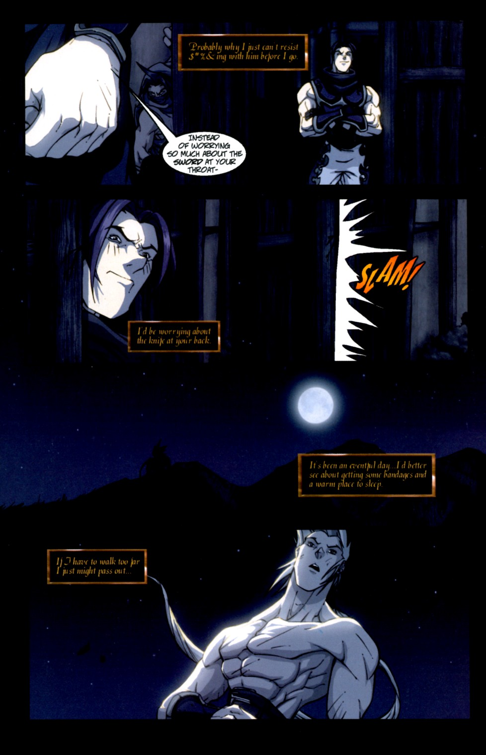 Read online Shidima comic -  Issue #4 - 17