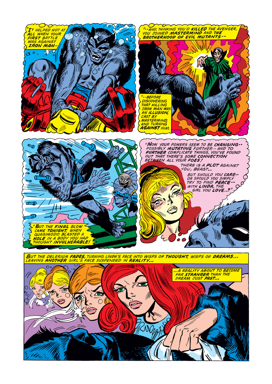 Read online Amazing Adventures (1970) comic -  Issue #15 - 4